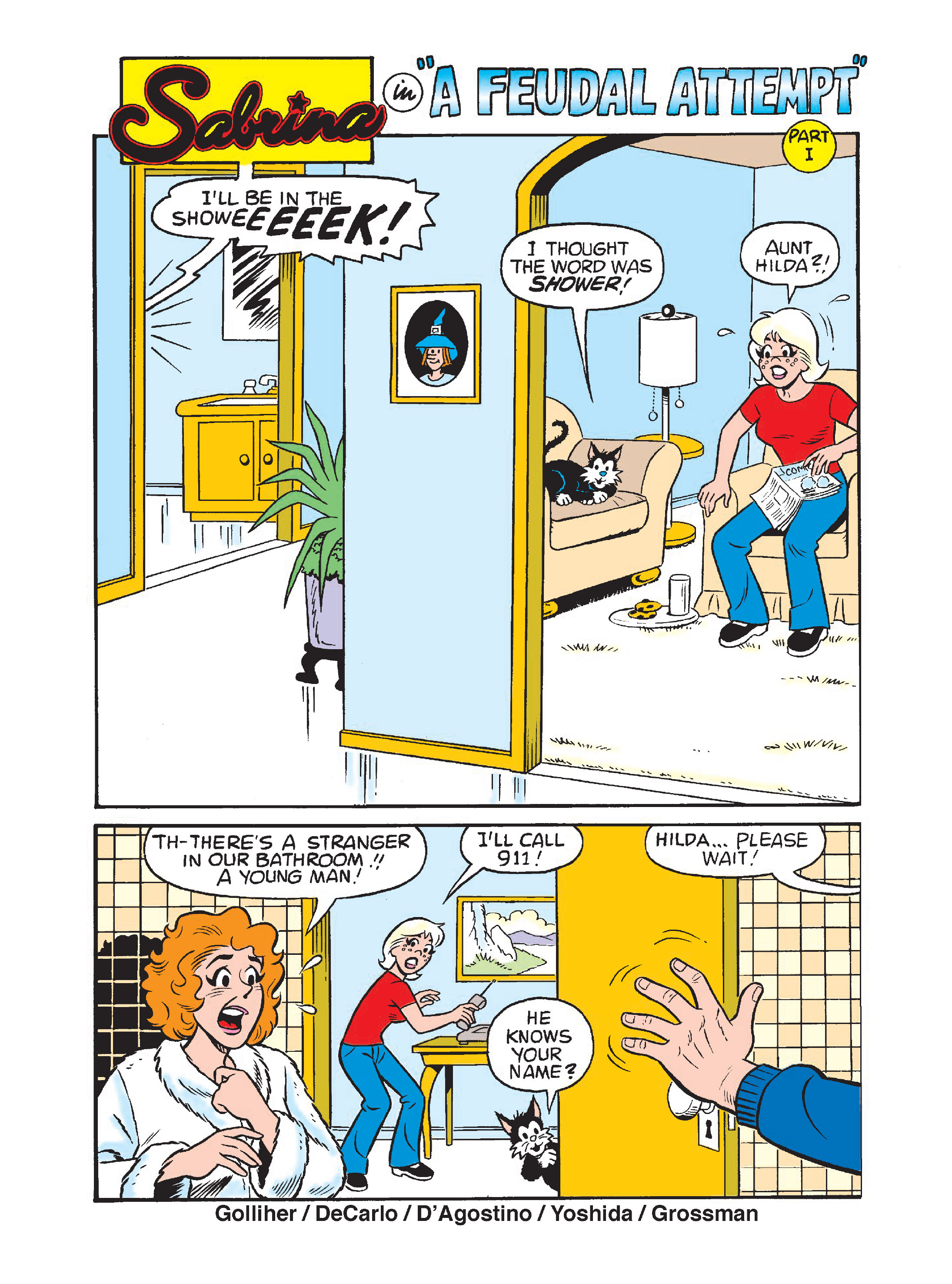 Read online Archie 75th Anniversary Digest comic -  Issue #1 - 106