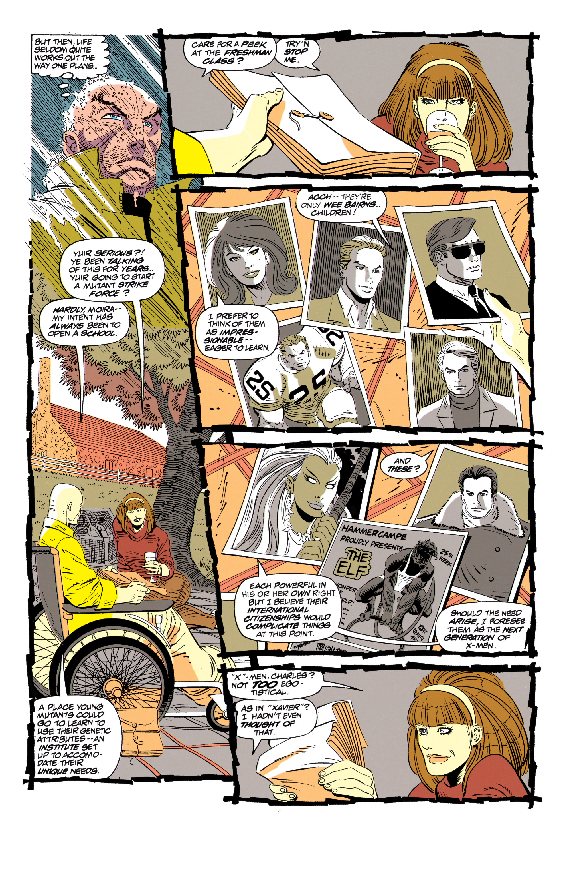 Read online Uncanny X-Men (1963) comic -  Issue #300 - 12