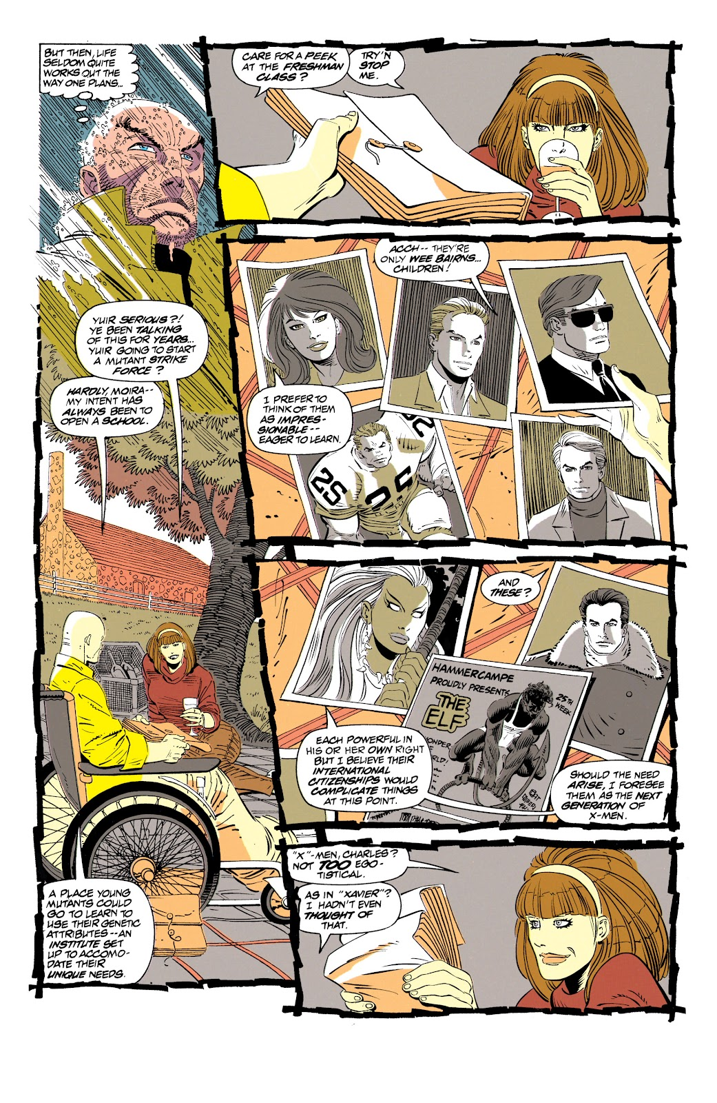 Uncanny X-Men (1963) issue 300 - Page 12