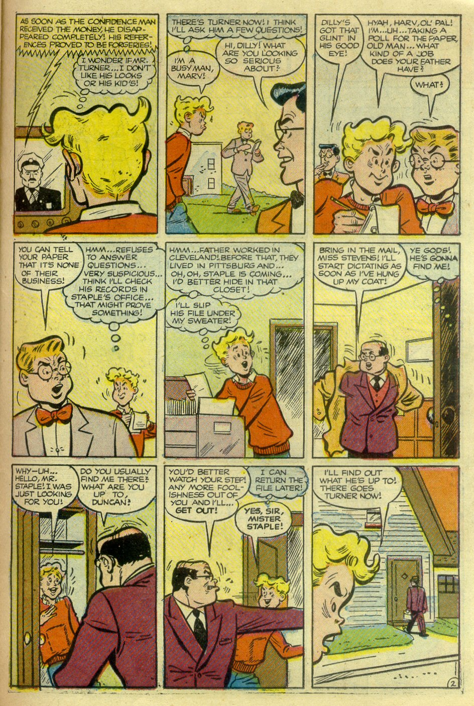 Daredevil (1941) issue 108 - Page 23
