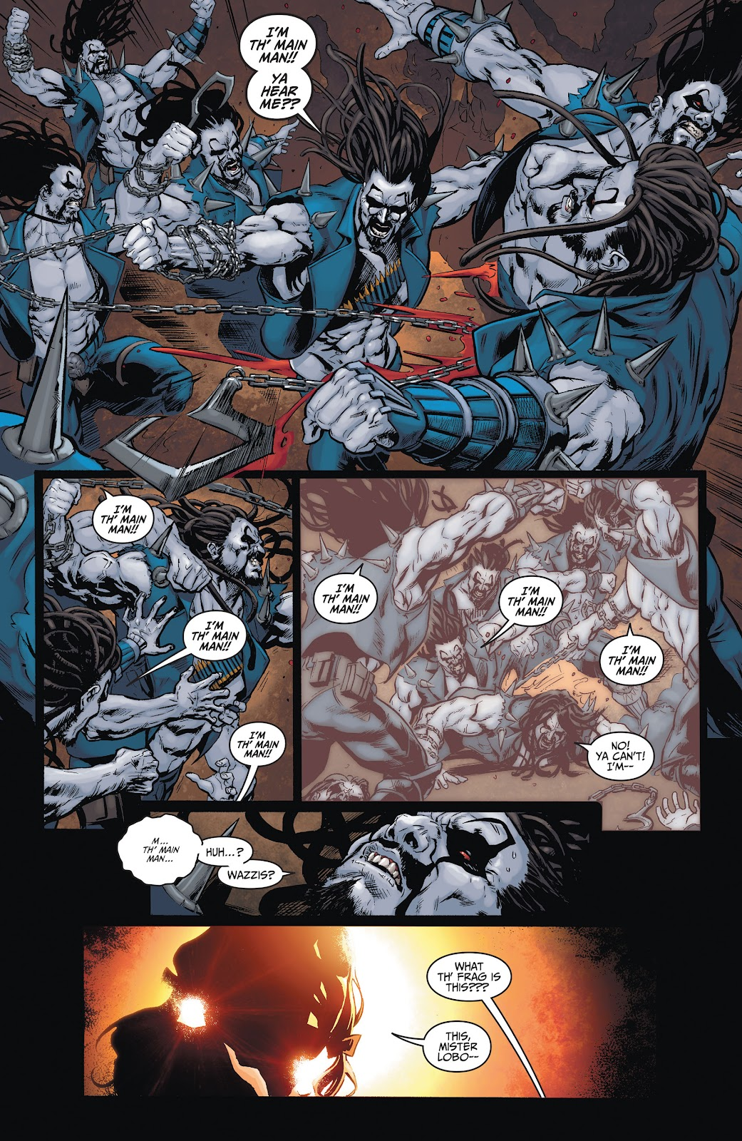 Injustice: Gods Among Us [I] issue _Annual_1 - Page 3