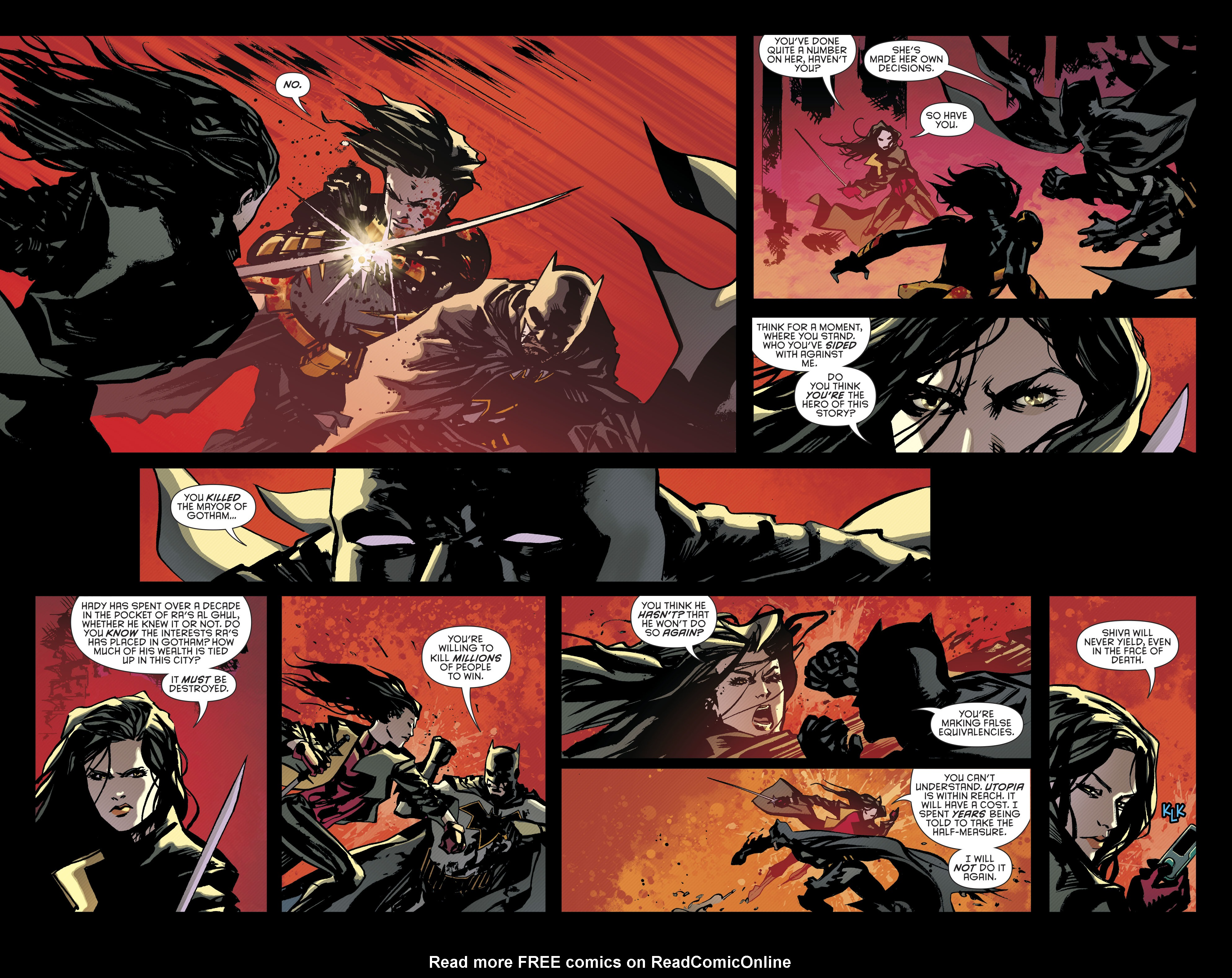 Read online Detective Comics (2016) comic -  Issue #956 - 7
