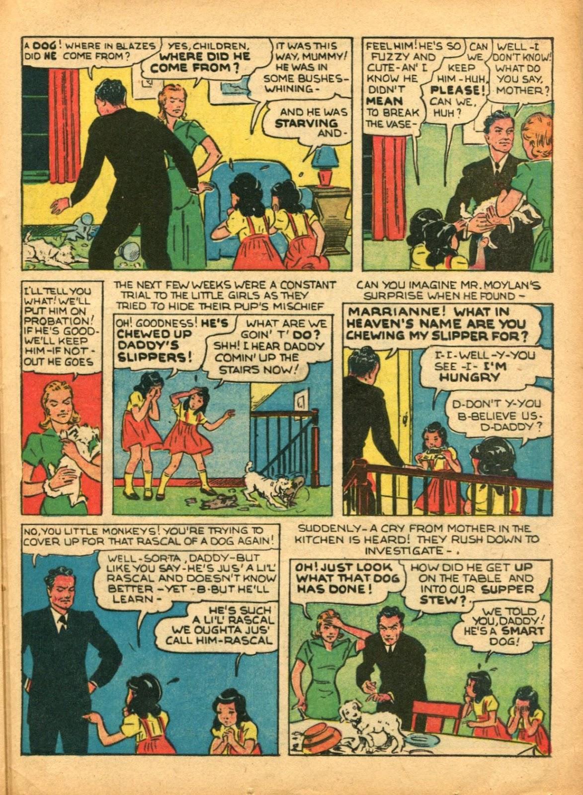Read online Super-Magician Comics comic -  Issue #5 - 46
