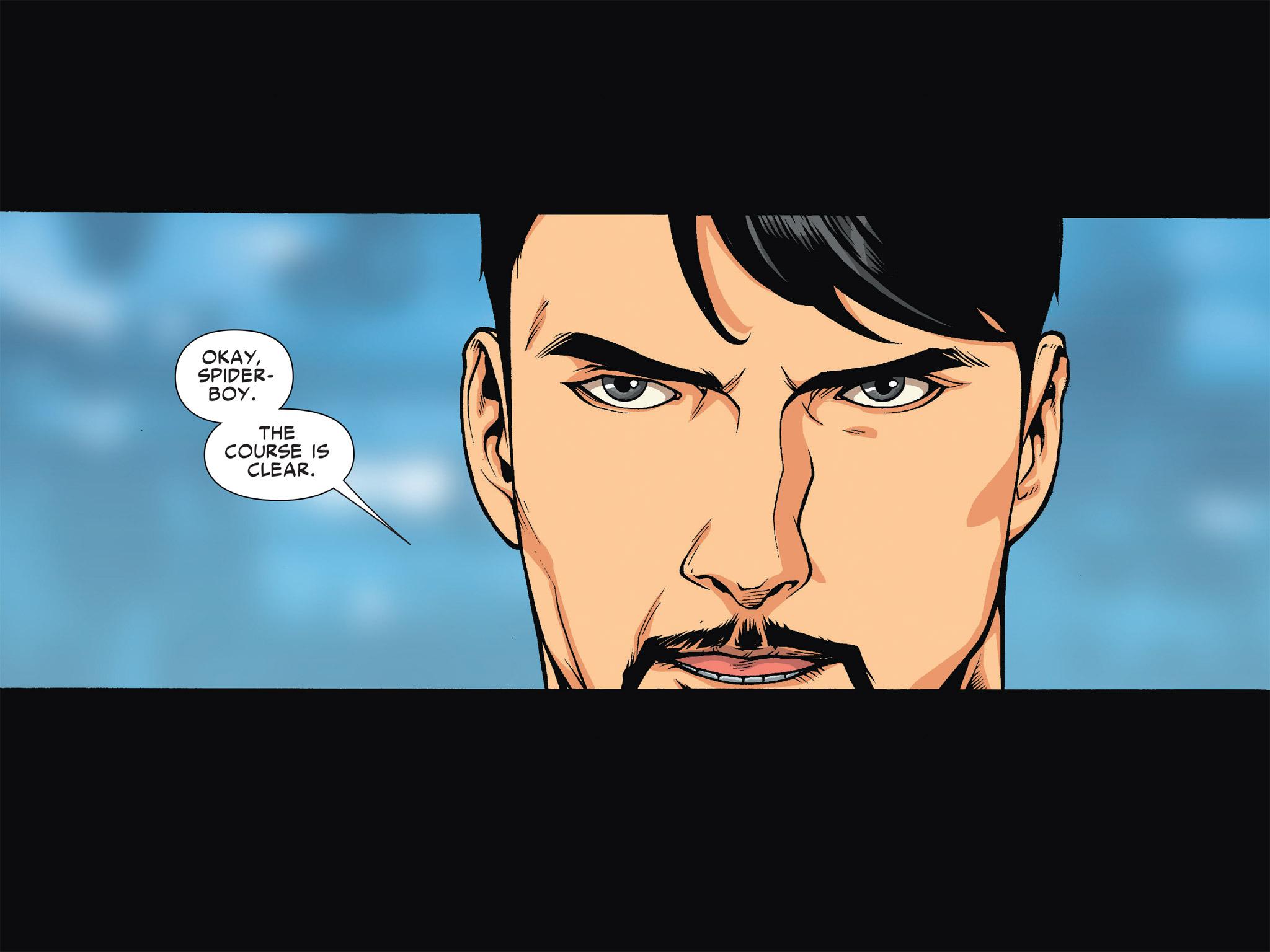 Read online Ultimate Spider-Man (Infinite Comics) (2016) comic -  Issue #4 - 18