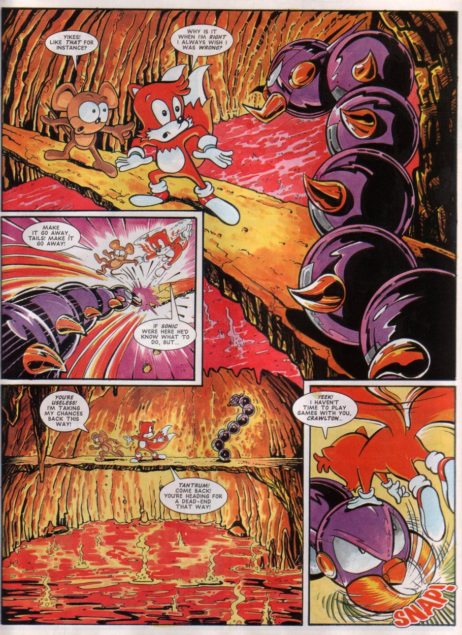 Read online Sonic the Comic comic -  Issue #74 - 28
