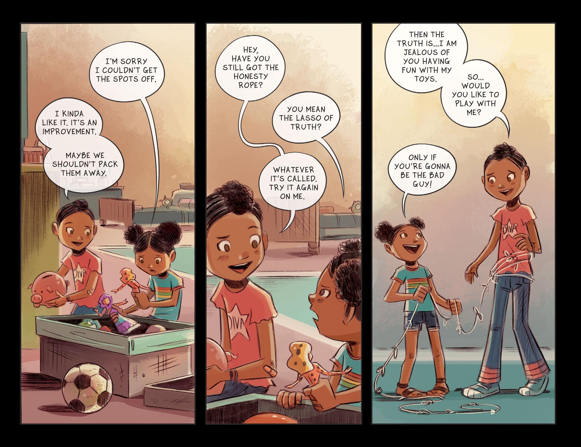 Read online Sensation Comics Featuring Wonder Woman comic -  Issue #22 - 21