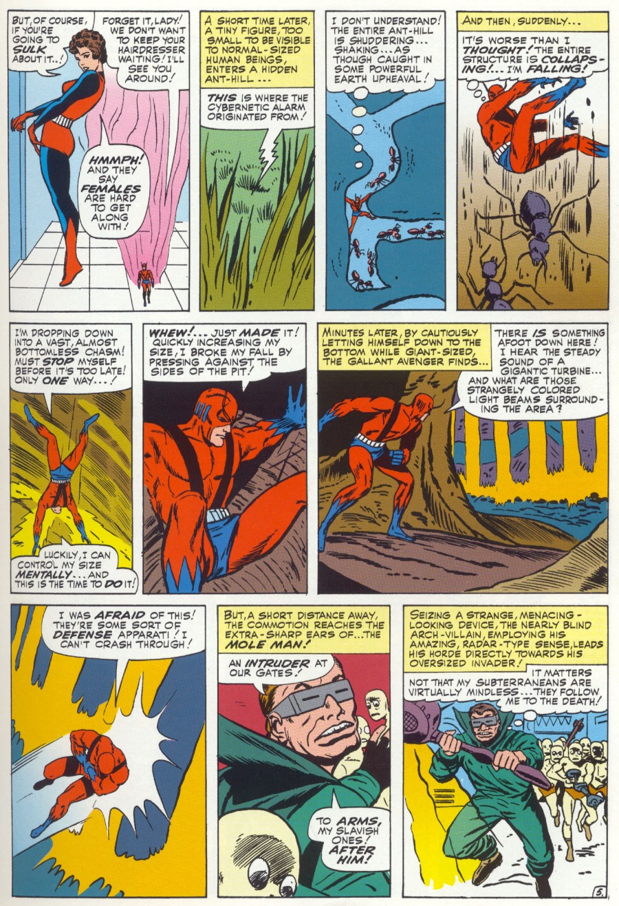 The Avengers (1963) 12 Page 5