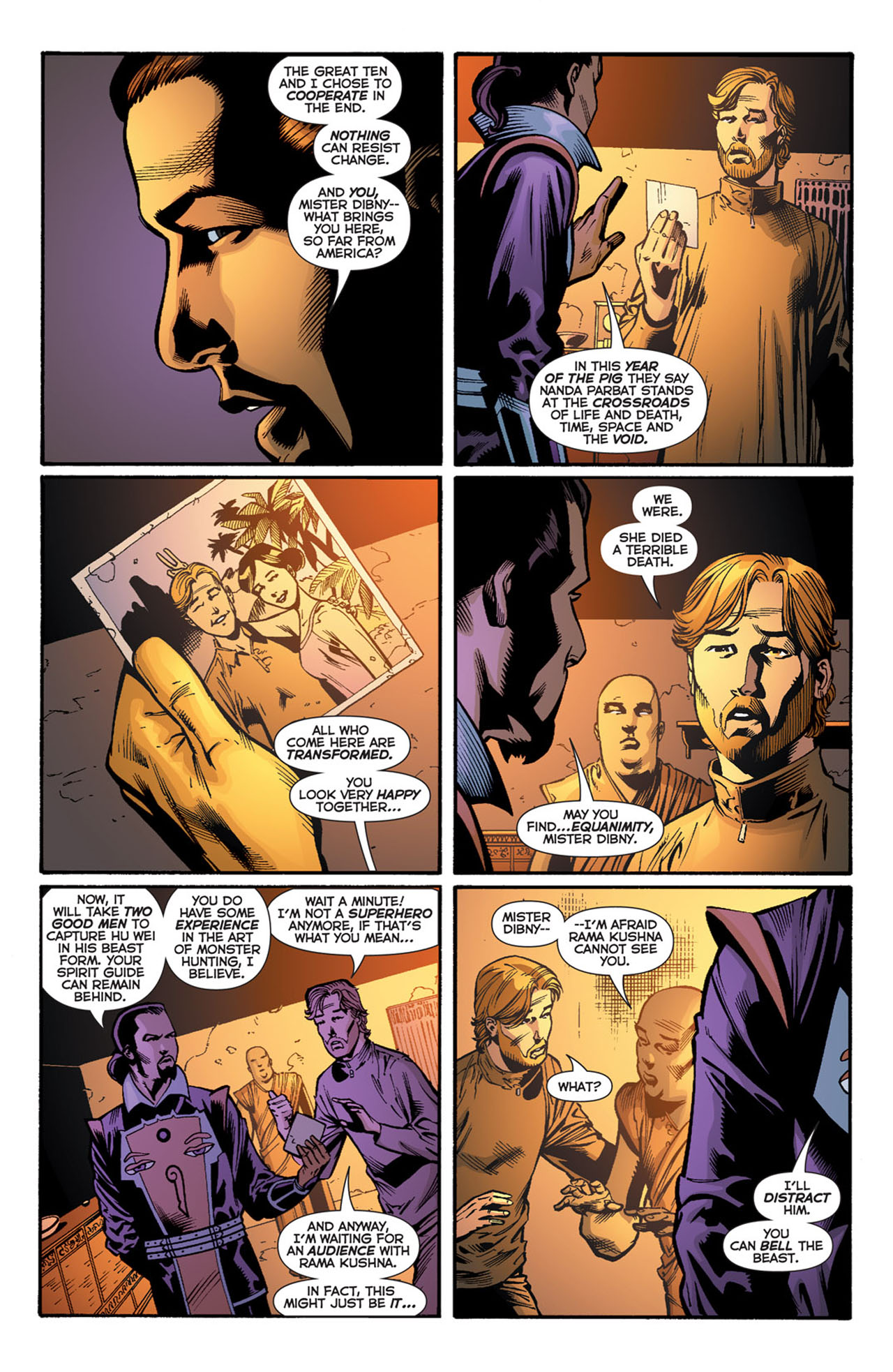 Read online 52 comic -  Issue #32 - 16