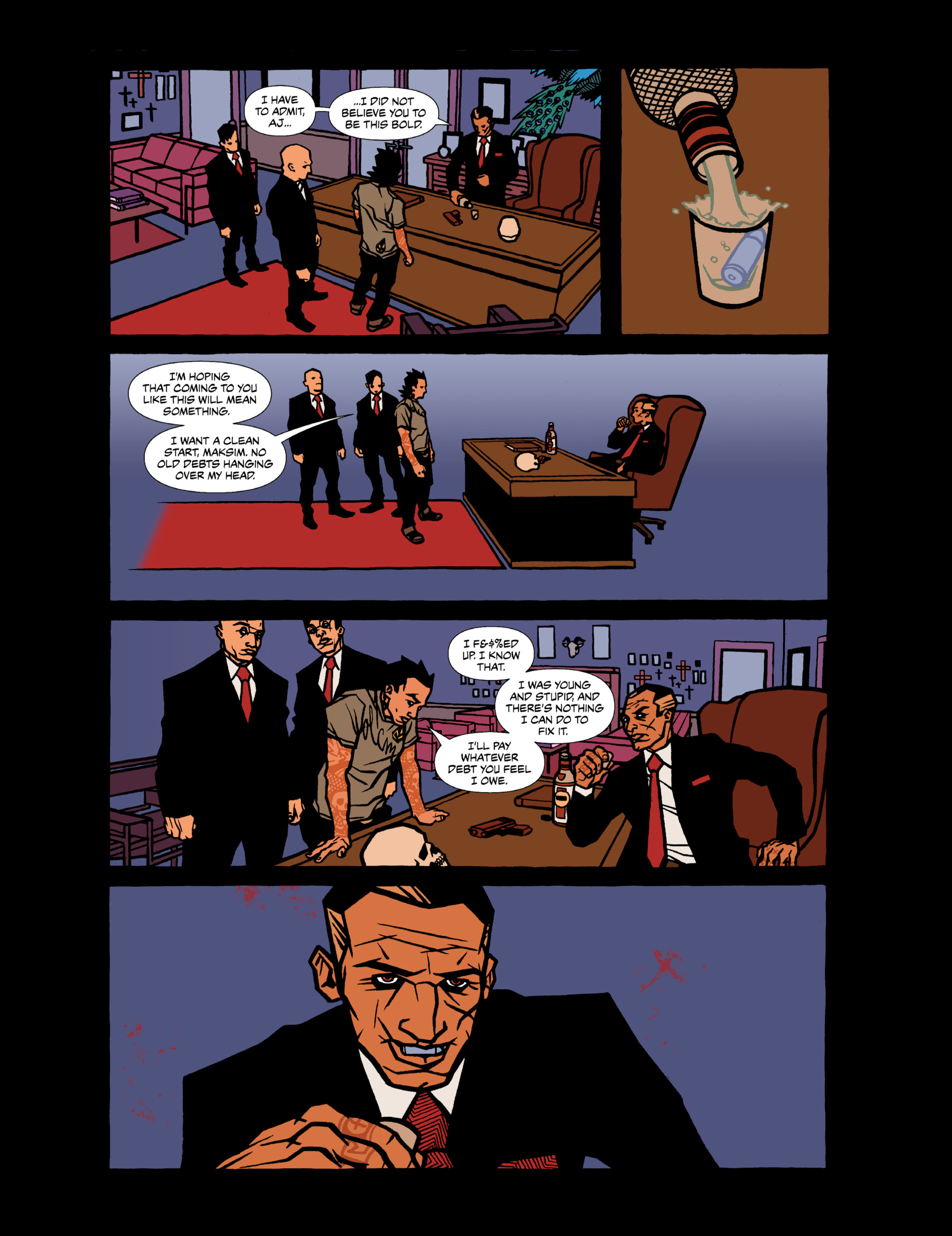Read online Image comic -  Issue #14 - 34
