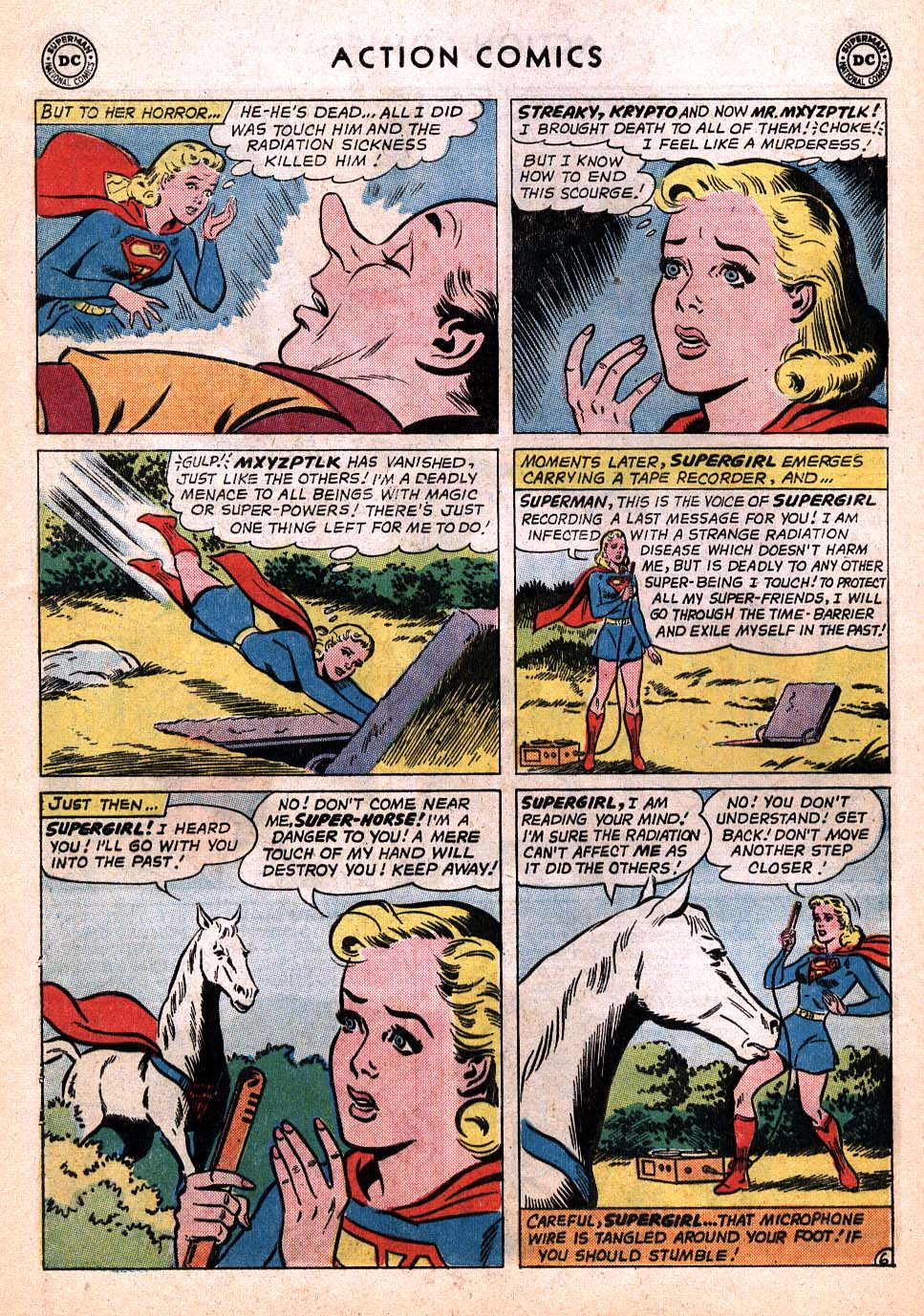 Read online Action Comics (1938) comic -  Issue #306 - 21