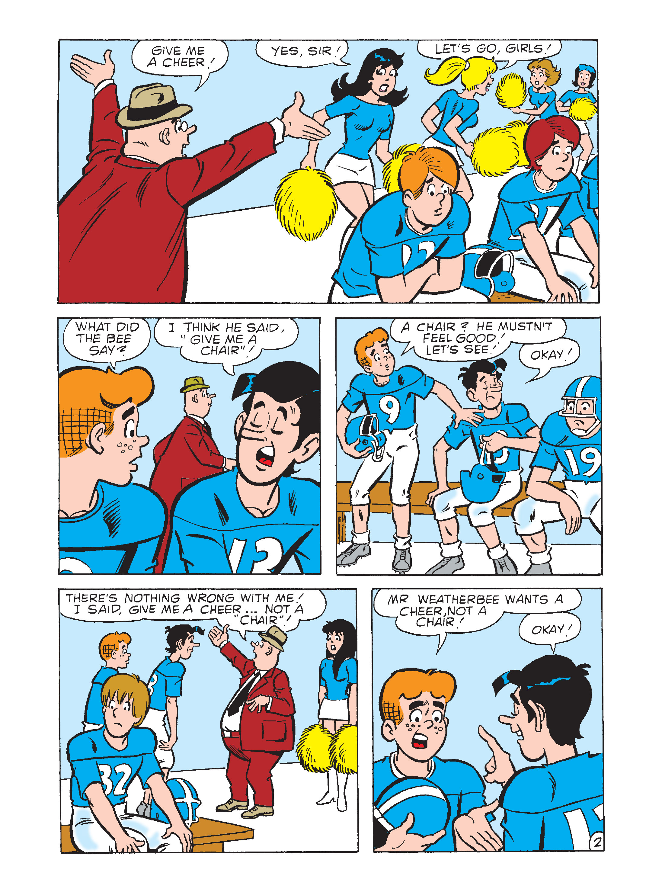 Read online Archie's Funhouse Double Digest comic -  Issue #2 - 75