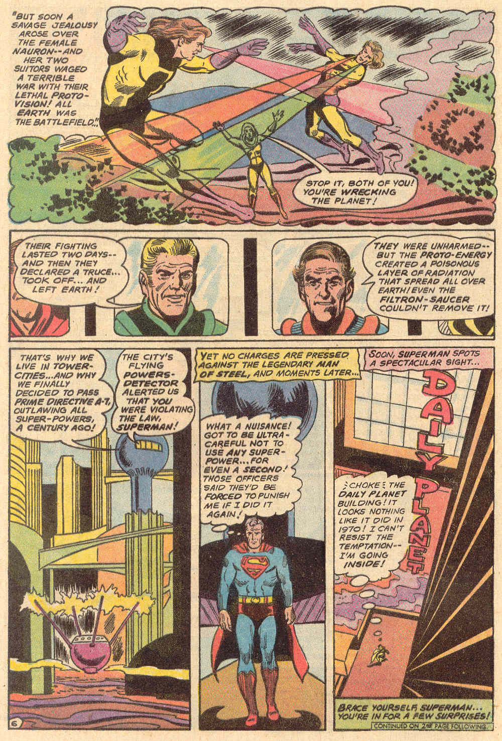 Read online Action Comics (1938) comic -  Issue #386 - 7