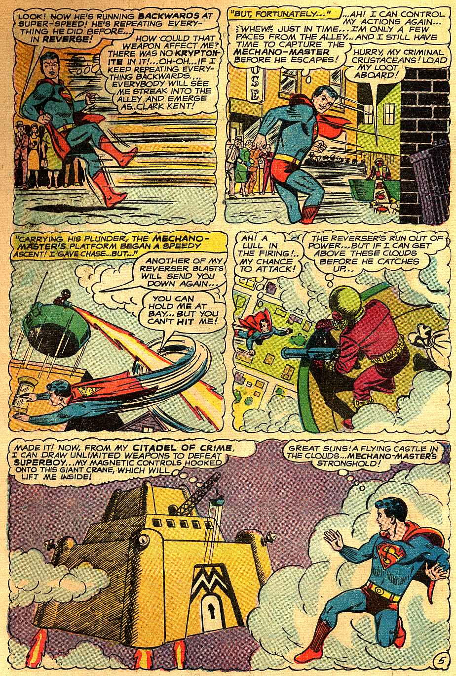 Superboy (1949) issue 135 - Page 6