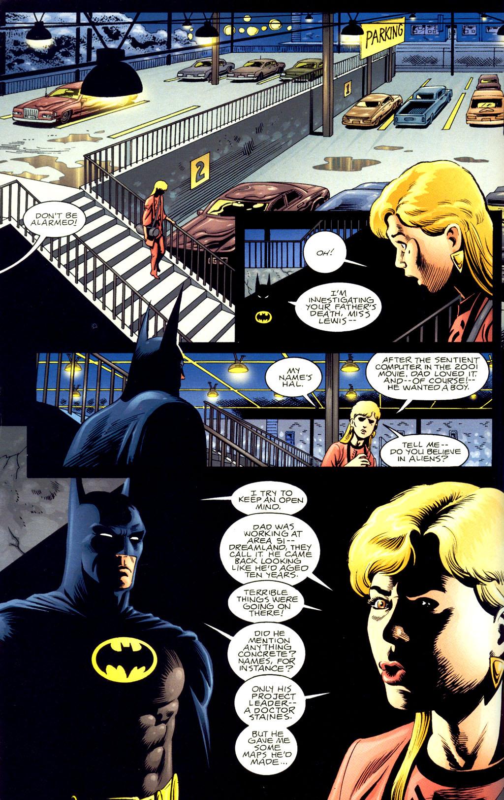 Read online Batman: Dreamland comic -  Issue # Full - 6
