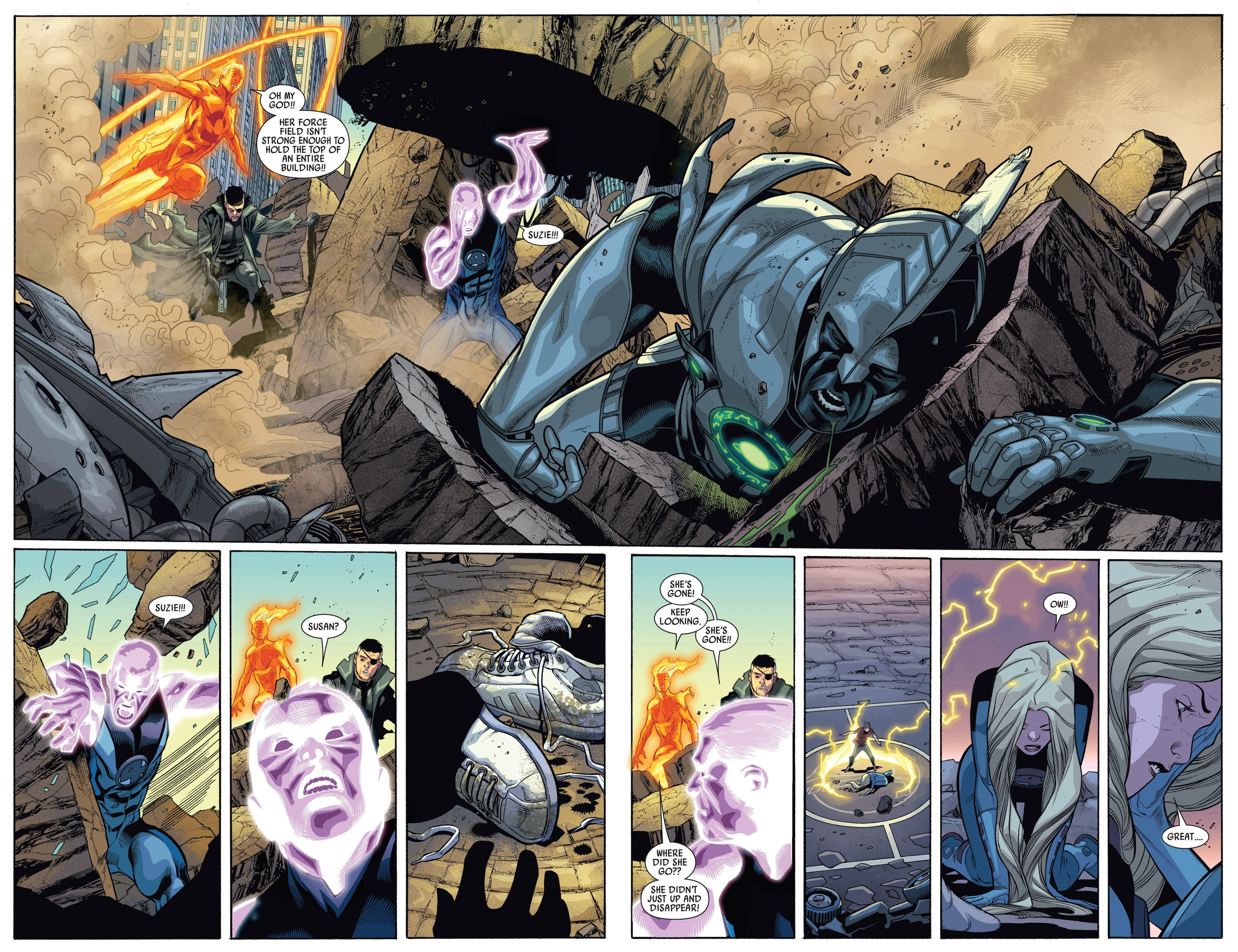 Read online Ultimate Comics Doomsday comic -  Issue # Full - 136
