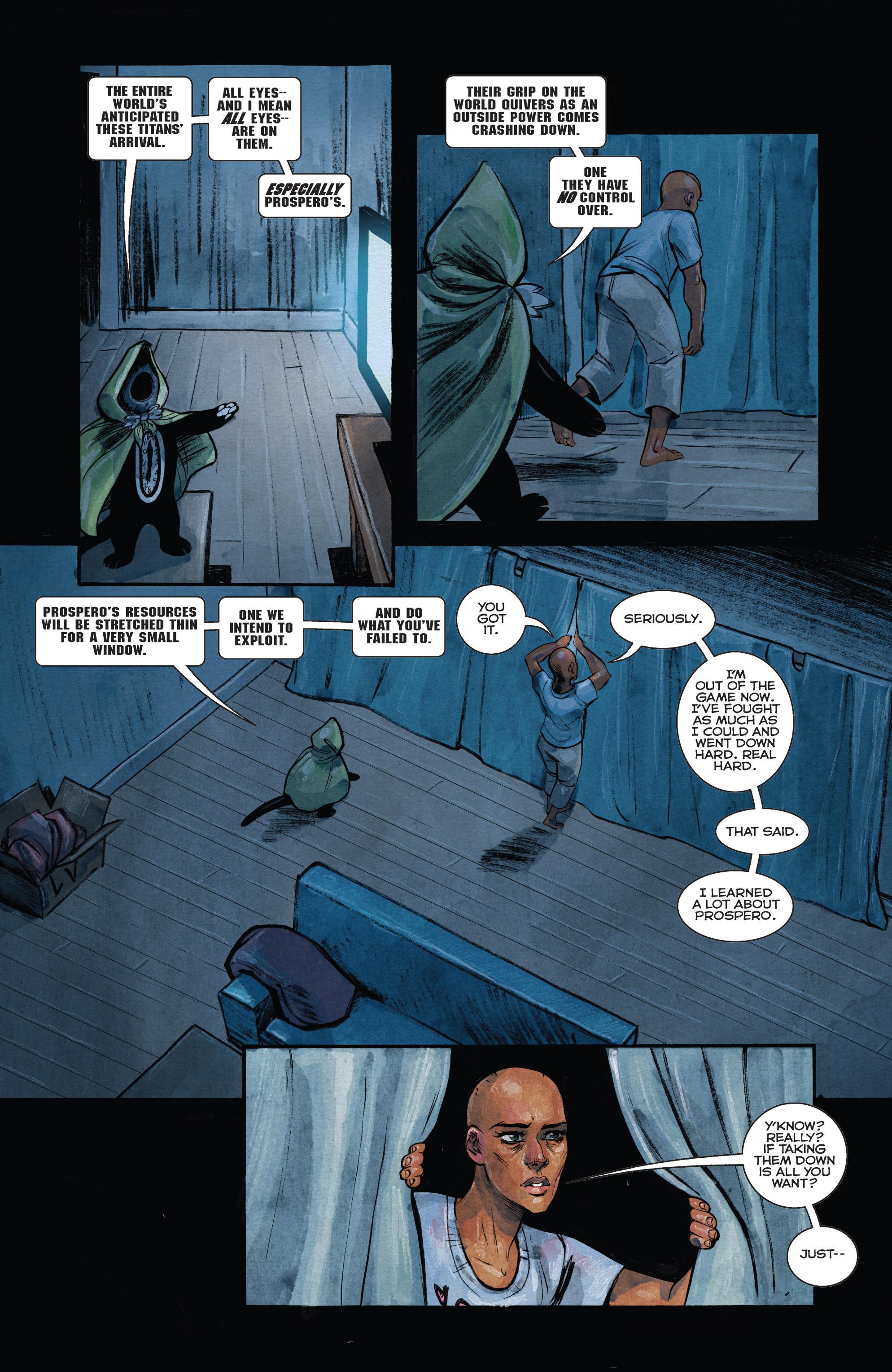 Read online Shutter comic -  Issue #23 - 9