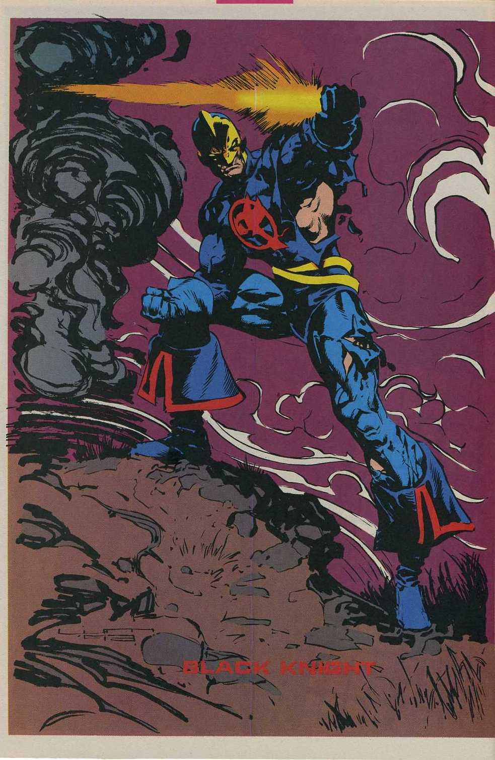 Read online Avengers Strike File comic -  Issue # Full - 23