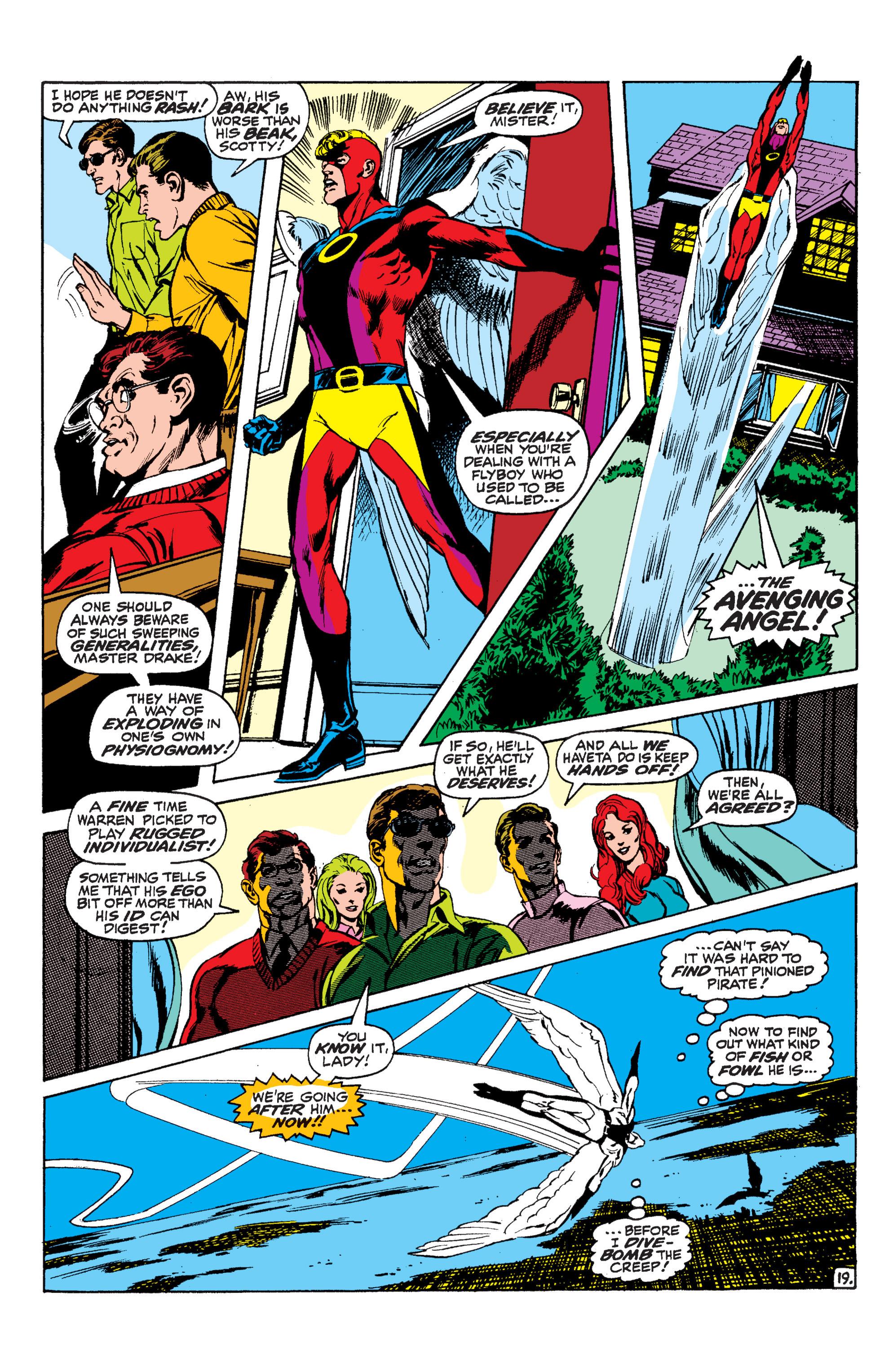 Read online Uncanny X-Men (1963) comic -  Issue #60 - 18