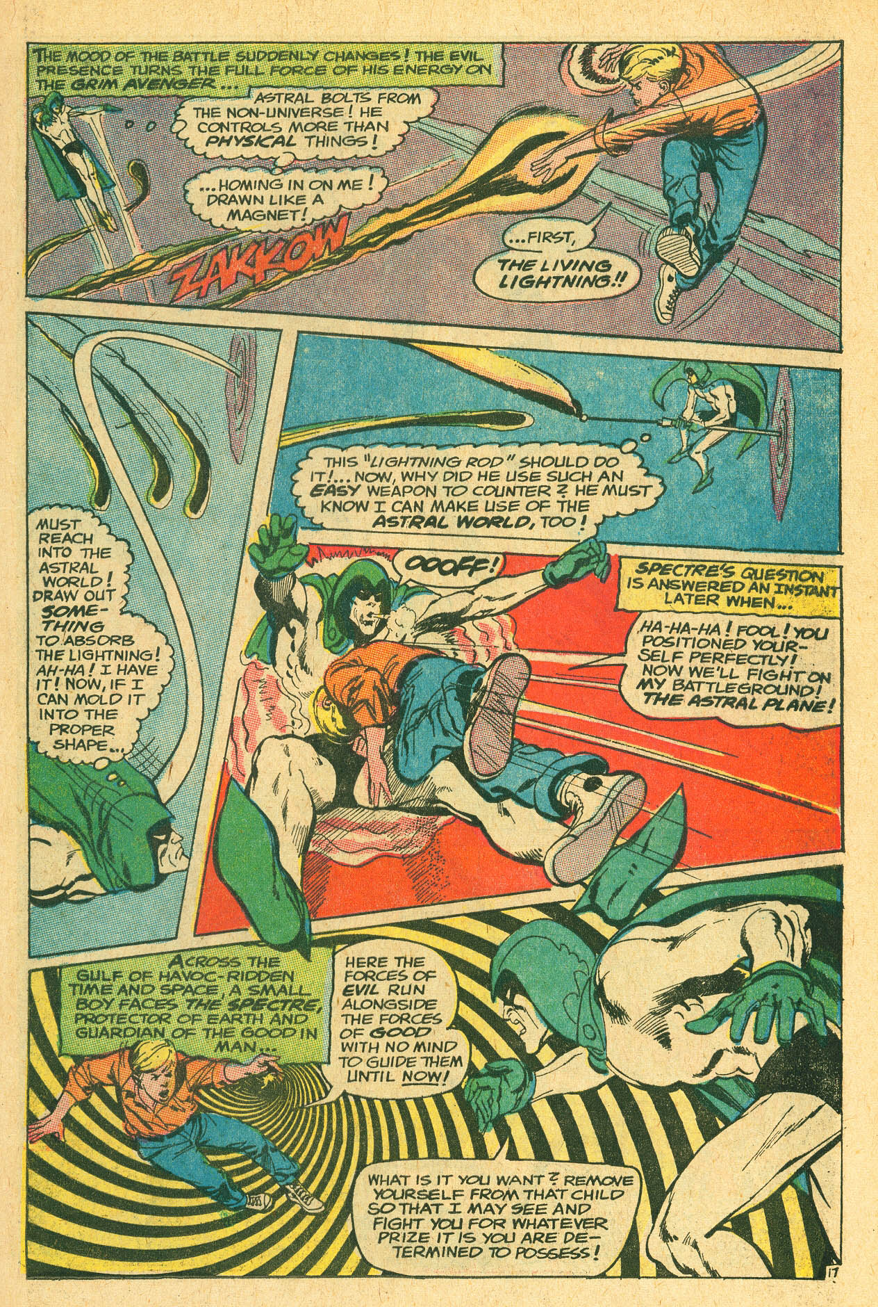 Read online Adventure Comics (1938) comic -  Issue #497 - 91