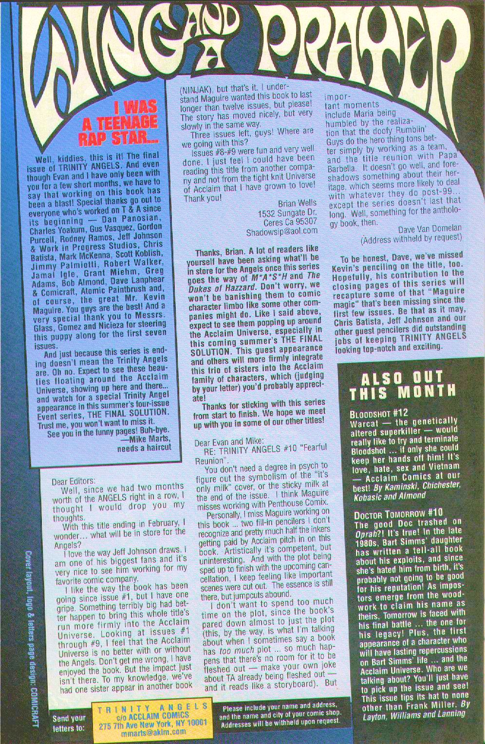 Read online Trinity Angels comic -  Issue #12 - 28