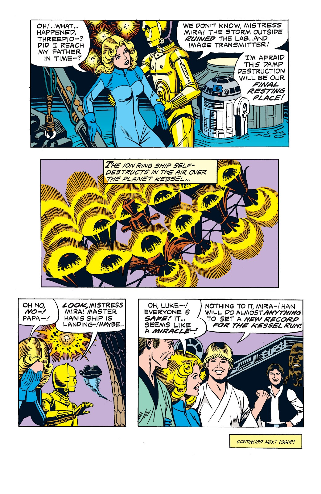 Read online Star Wars Legends: The Newspaper Strips - Epic Collection comic -  Issue # TPB (Part 2) - 100