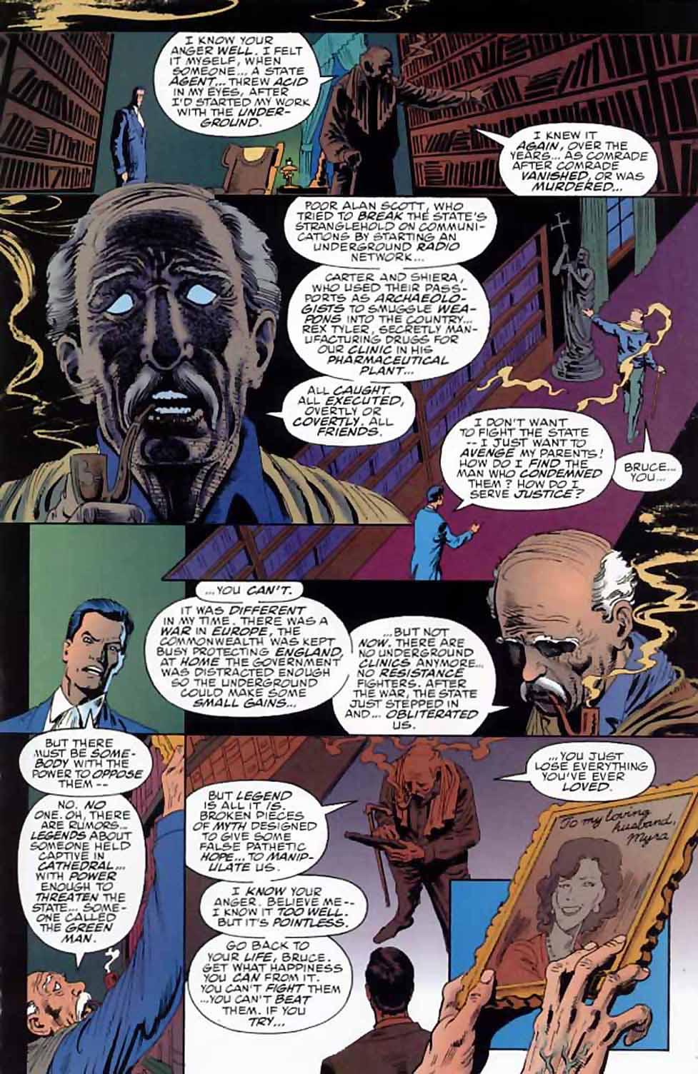 Read online Batman: Holy Terror comic -  Issue # Full - 16