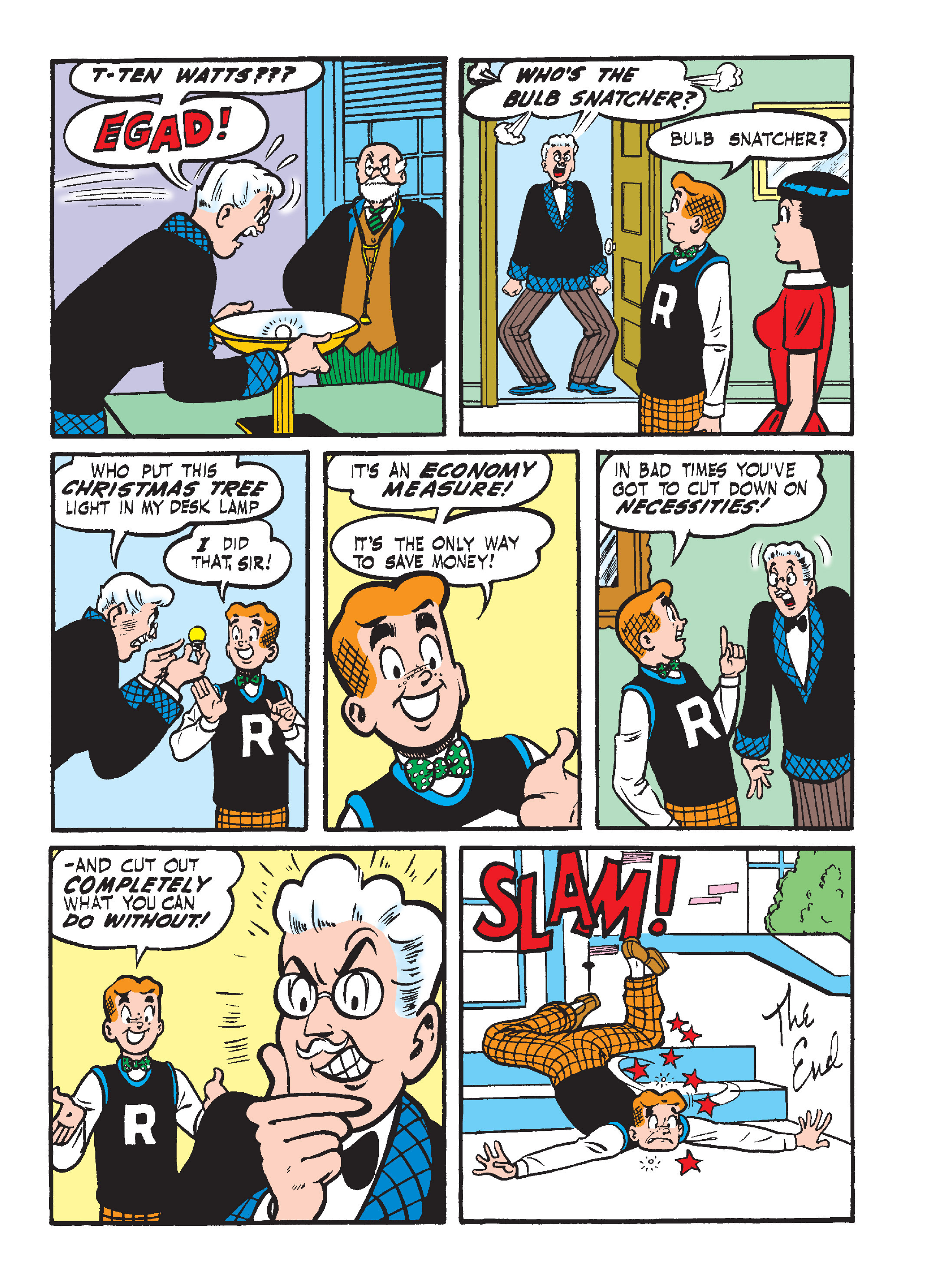 Read online World of Archie Double Digest comic -  Issue #55 - 151