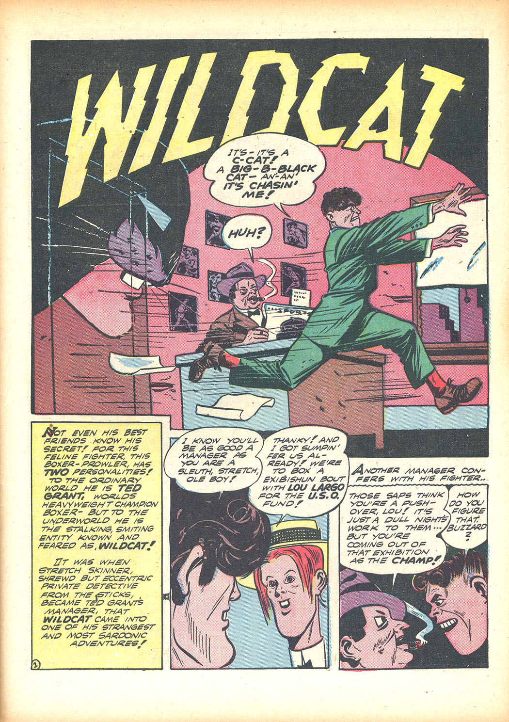 Read online Sensation (Mystery) Comics comic -  Issue #13 - 53