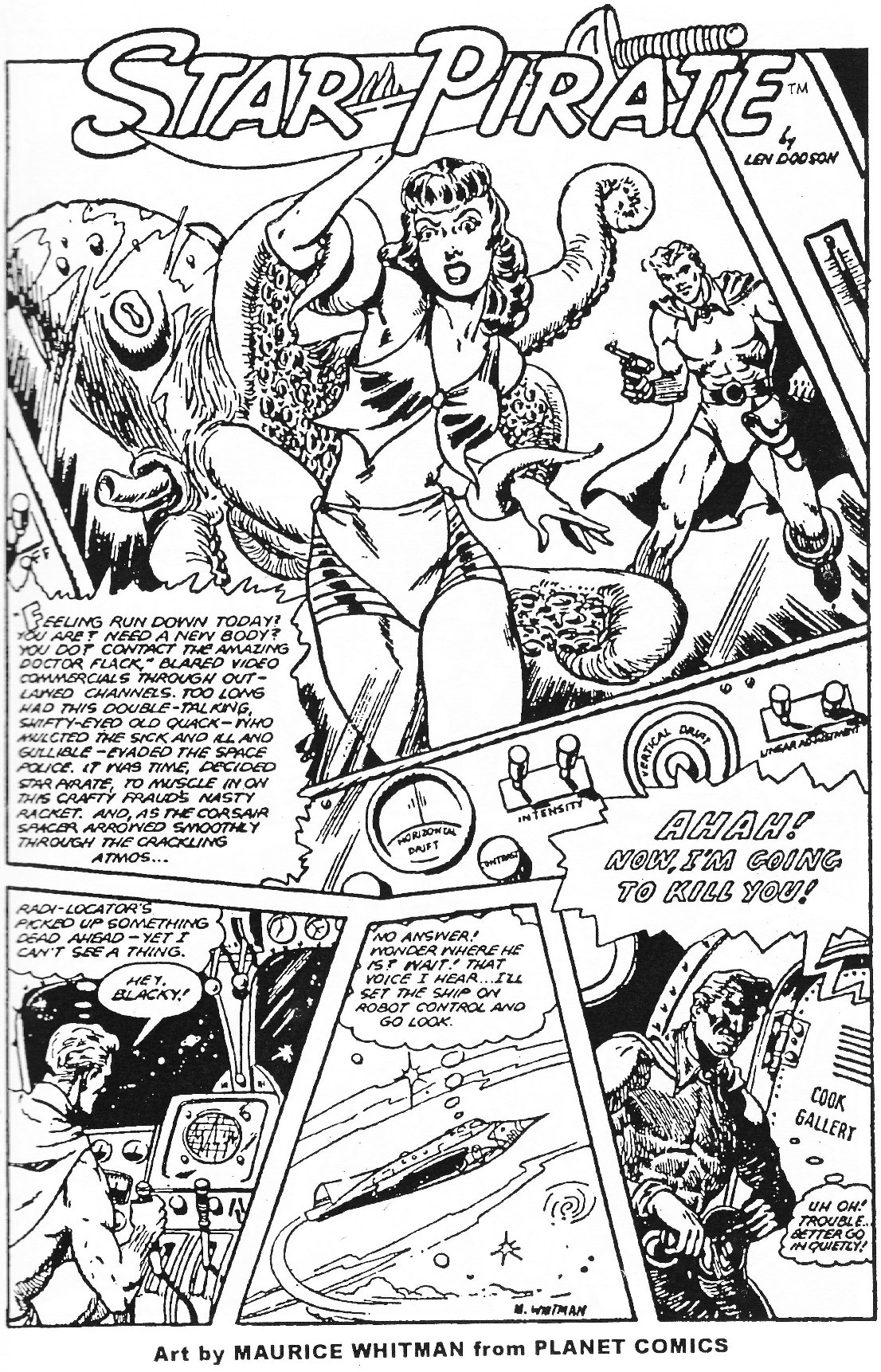 Read online Men of Mystery Comics comic -  Issue #70 - 51