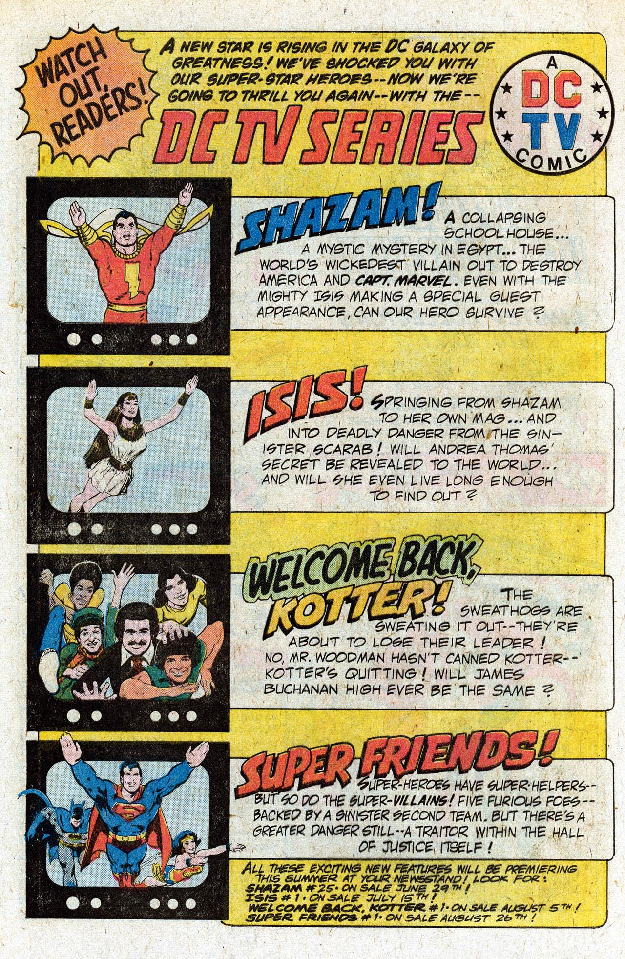Read online Secret Society of Super-Villains comic -  Issue #3 - 19