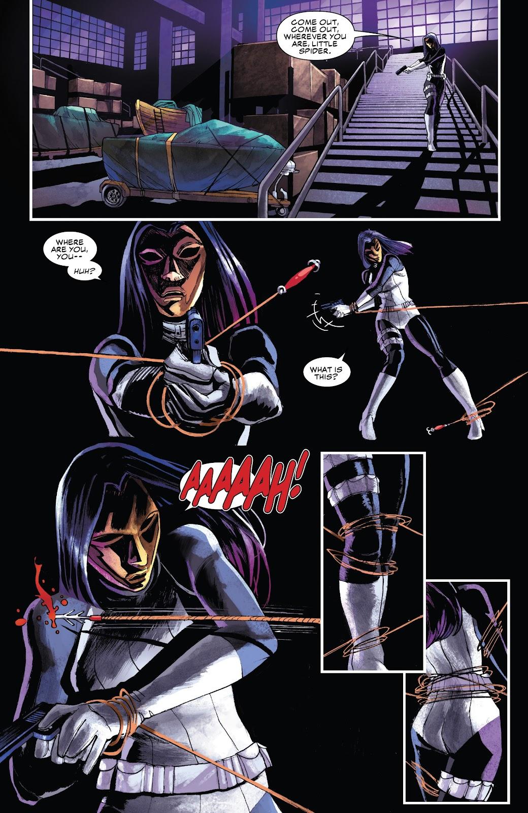 Read online Black Widow (2019) comic -  Issue #3 - 6