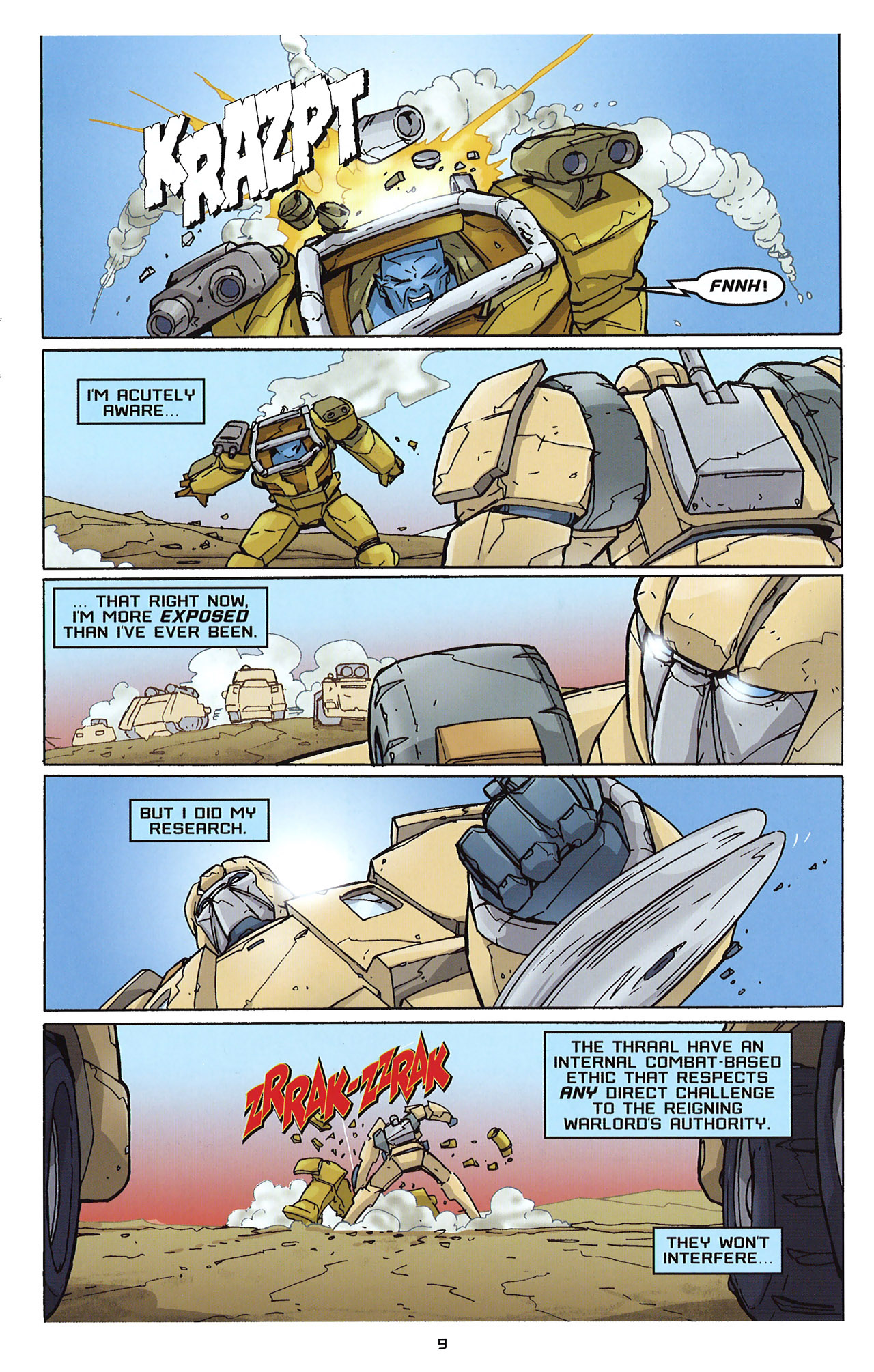 Read online Transformers: Saga of the Allspark comic -  Issue #2 - 12