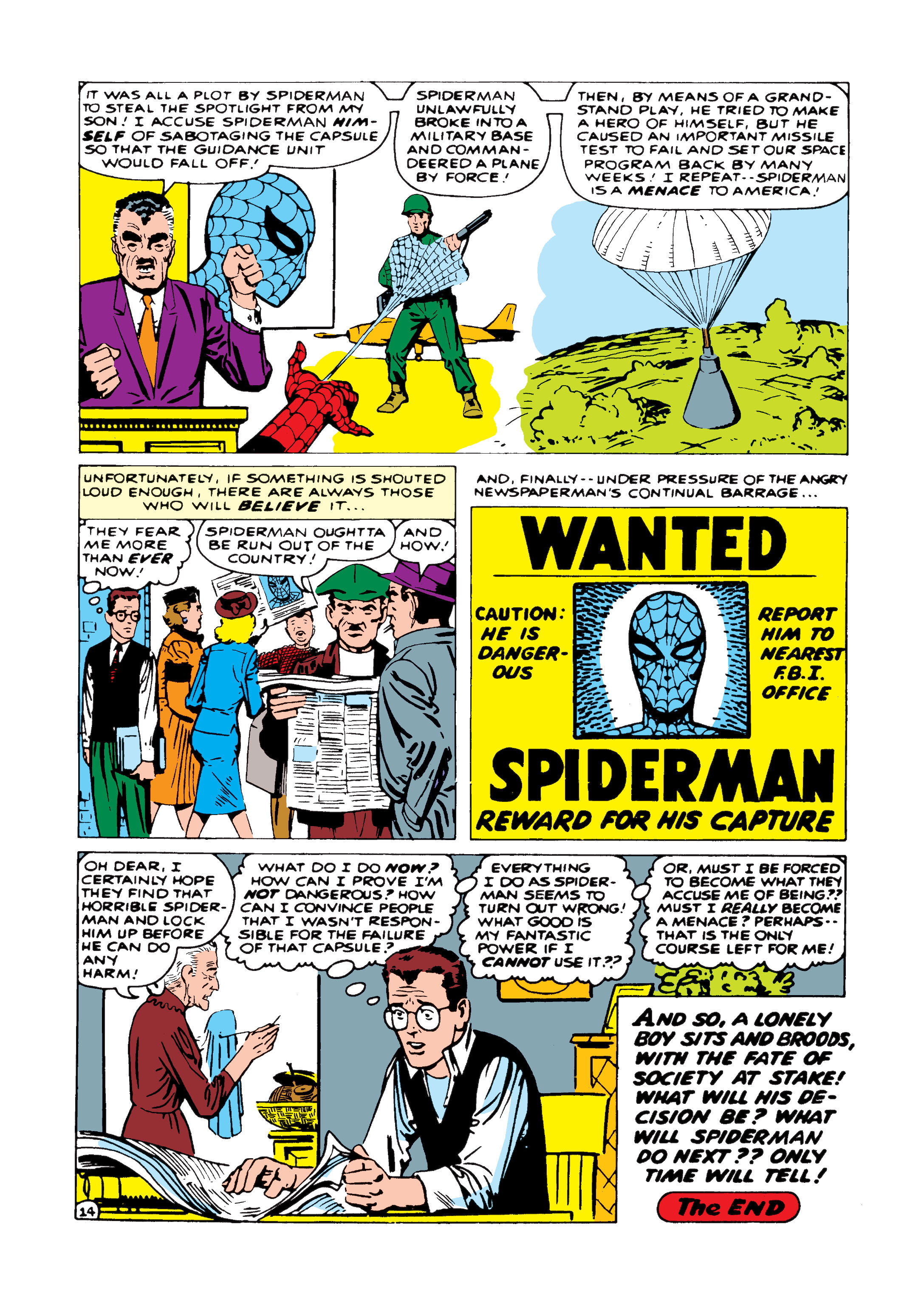 The Amazing Spider-Man (1963) 1 Page 14