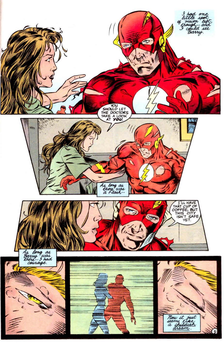 Read online The Flash (1987) comic -  Issue # _Annual 7 - 6