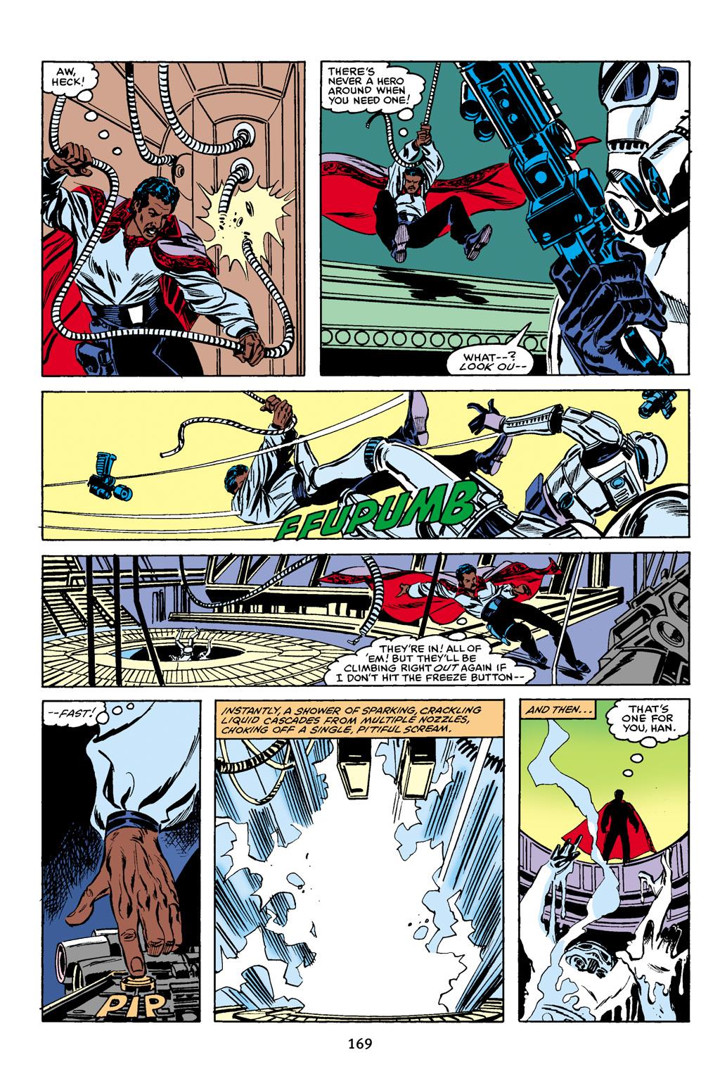 Read online Star Wars Omnibus comic -  Issue # Vol. 16 - 167