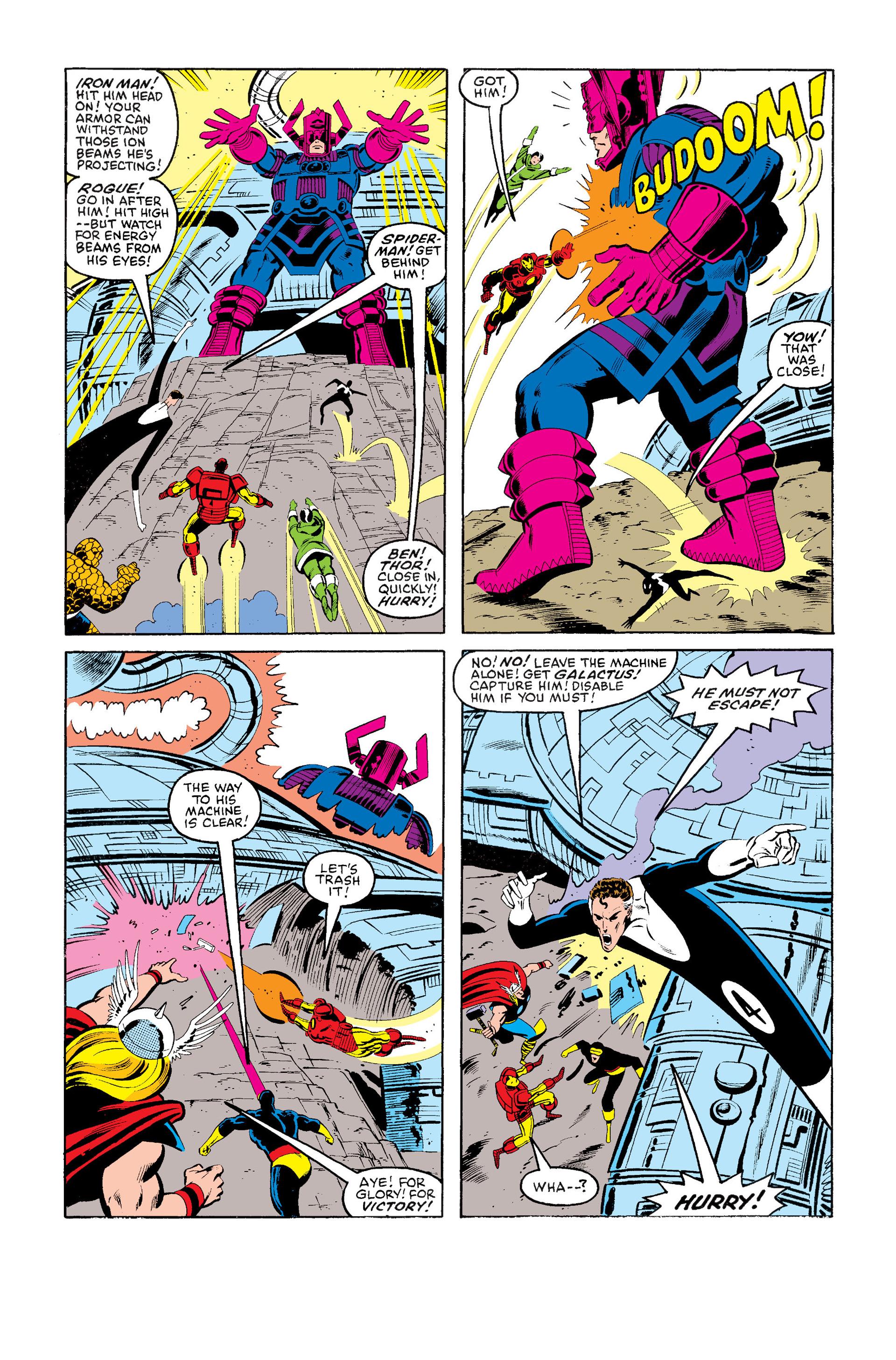 Read online Secret Wars (1985) comic -  Issue #9 - 23