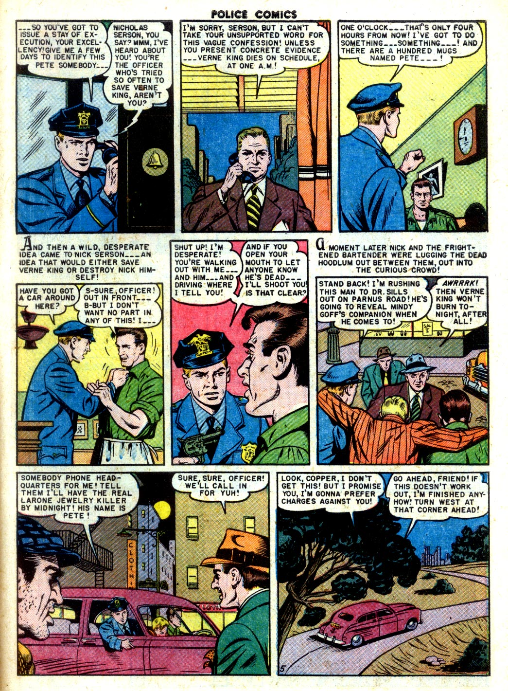 Police Comics issue 105 - Page 41