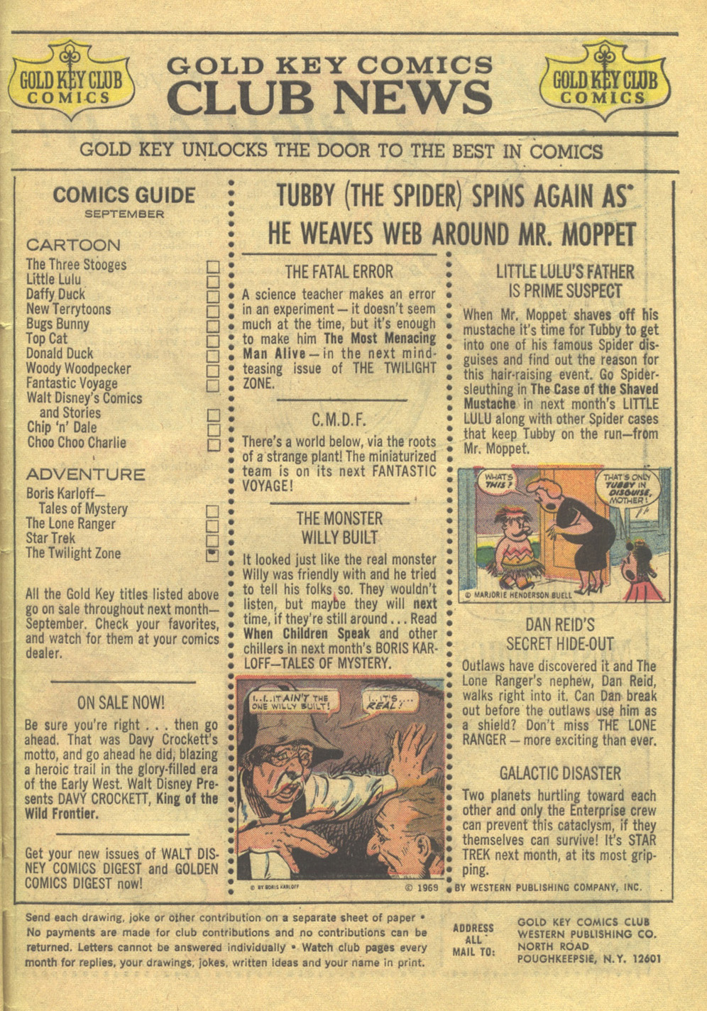 Read online Uncle Scrooge (1953) comic -  Issue #83 - 33
