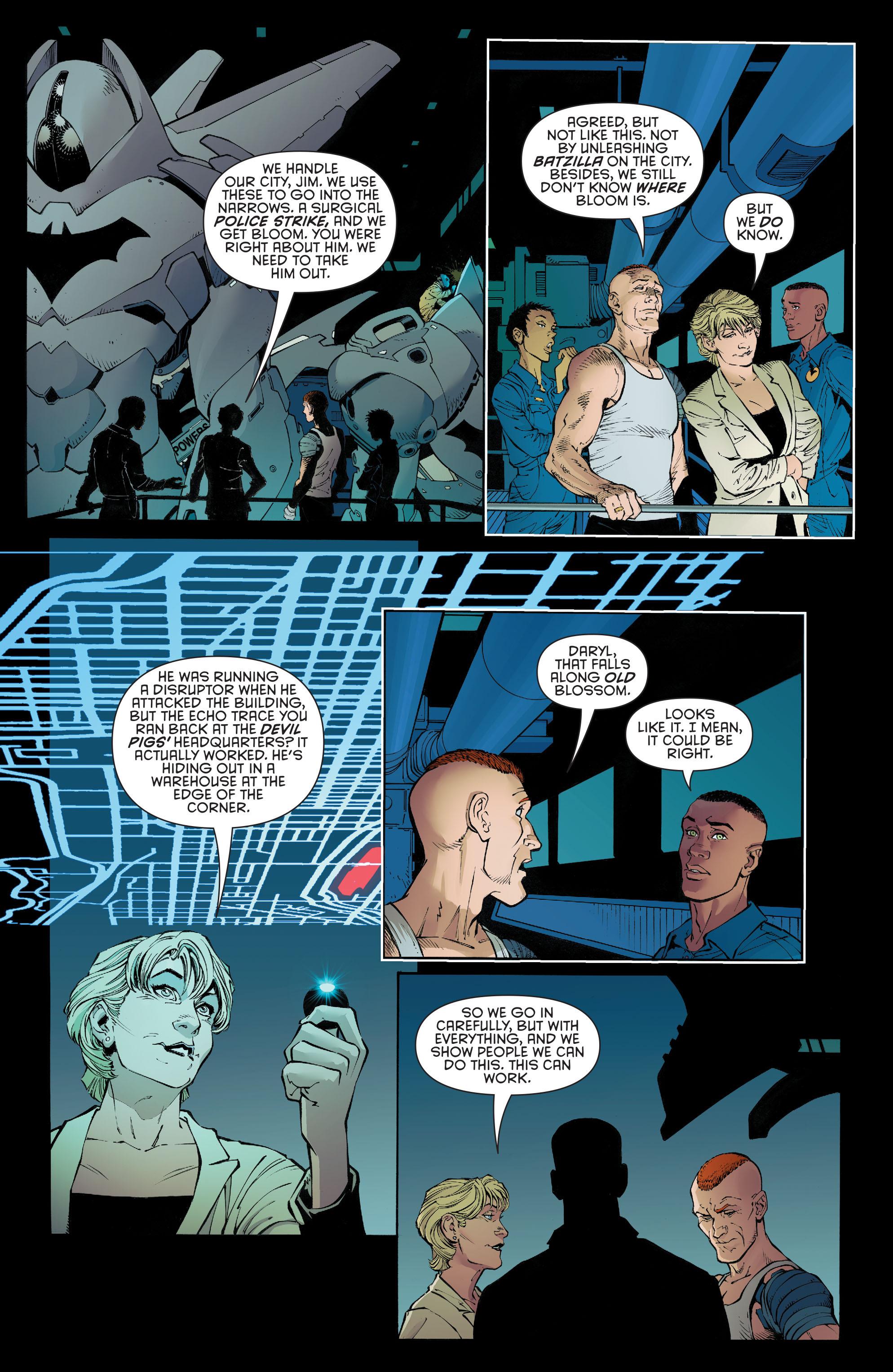 Read online Batman (2011) comic -  Issue # _TPB 9 - 19