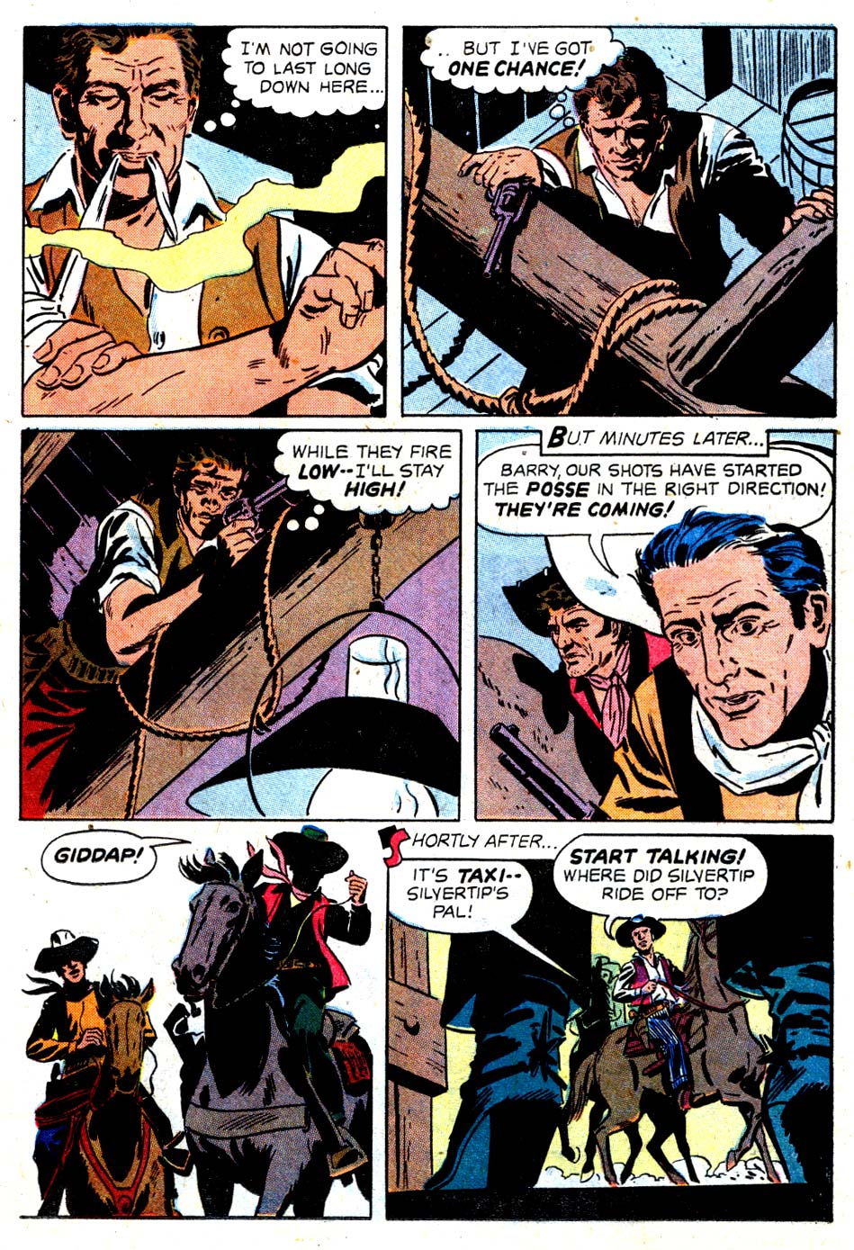 Four Color Comics issue 835 - Page 19