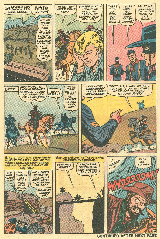 Read online Two-Gun Kid comic -  Issue #96 - 21