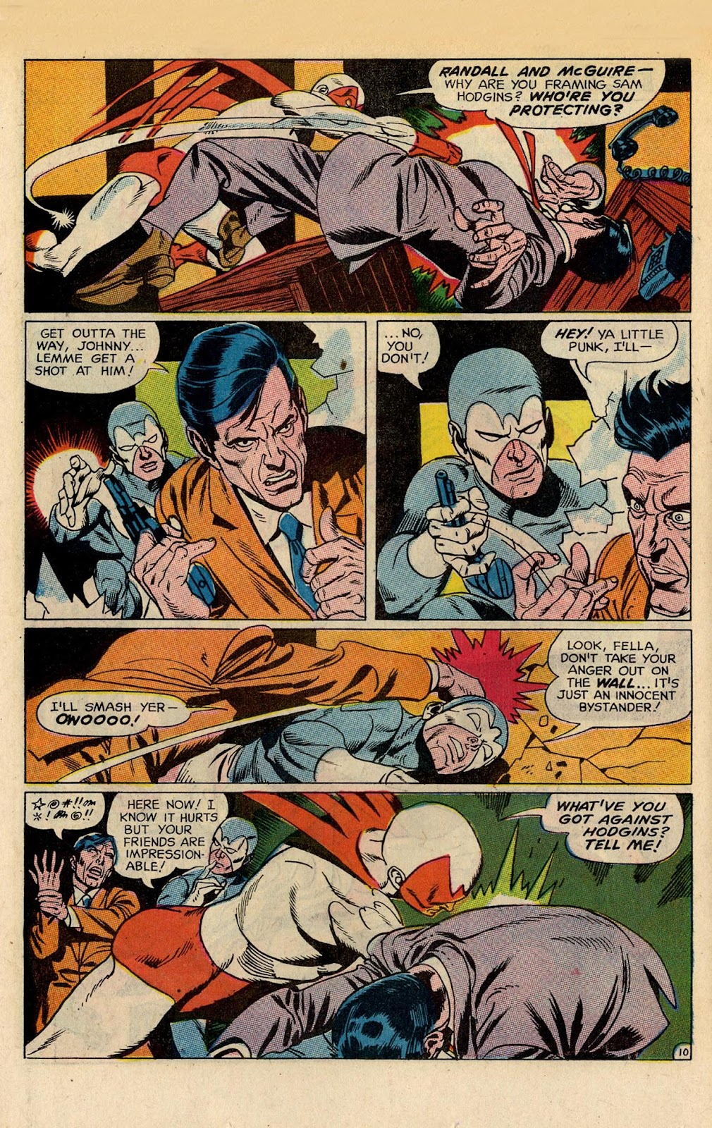 The Hawk and the Dove issue 5 - Page 14