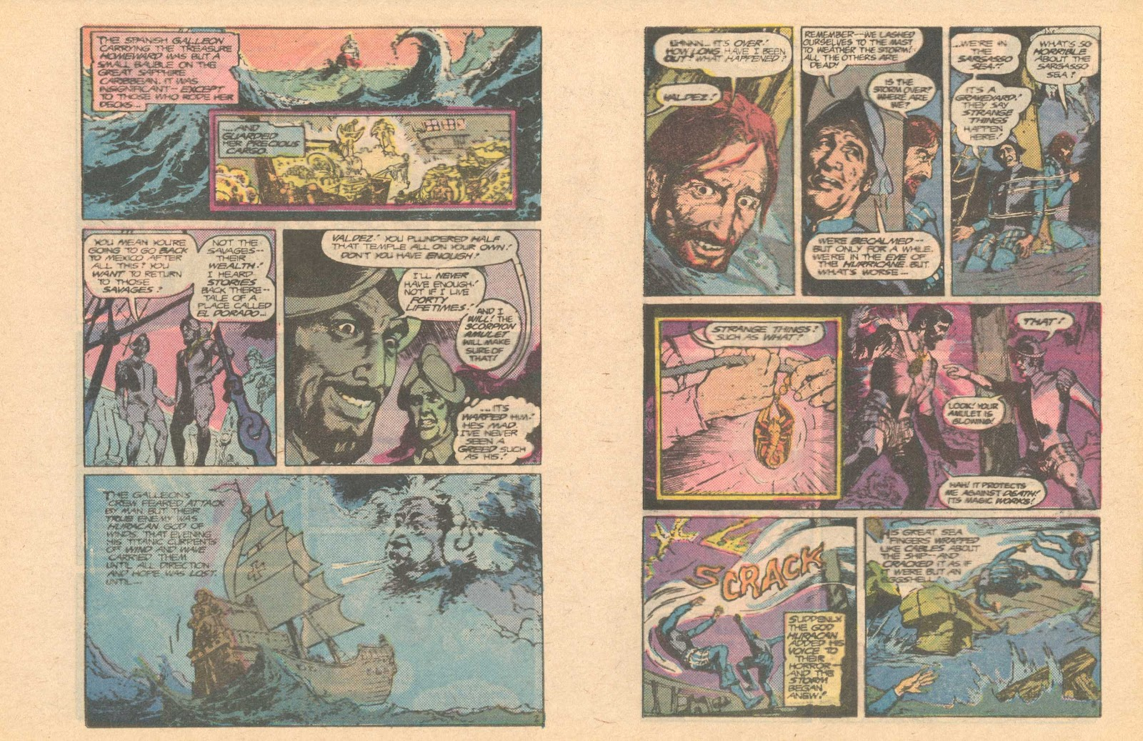 Elvira's House of Mystery Issue #6 #7 - English 21