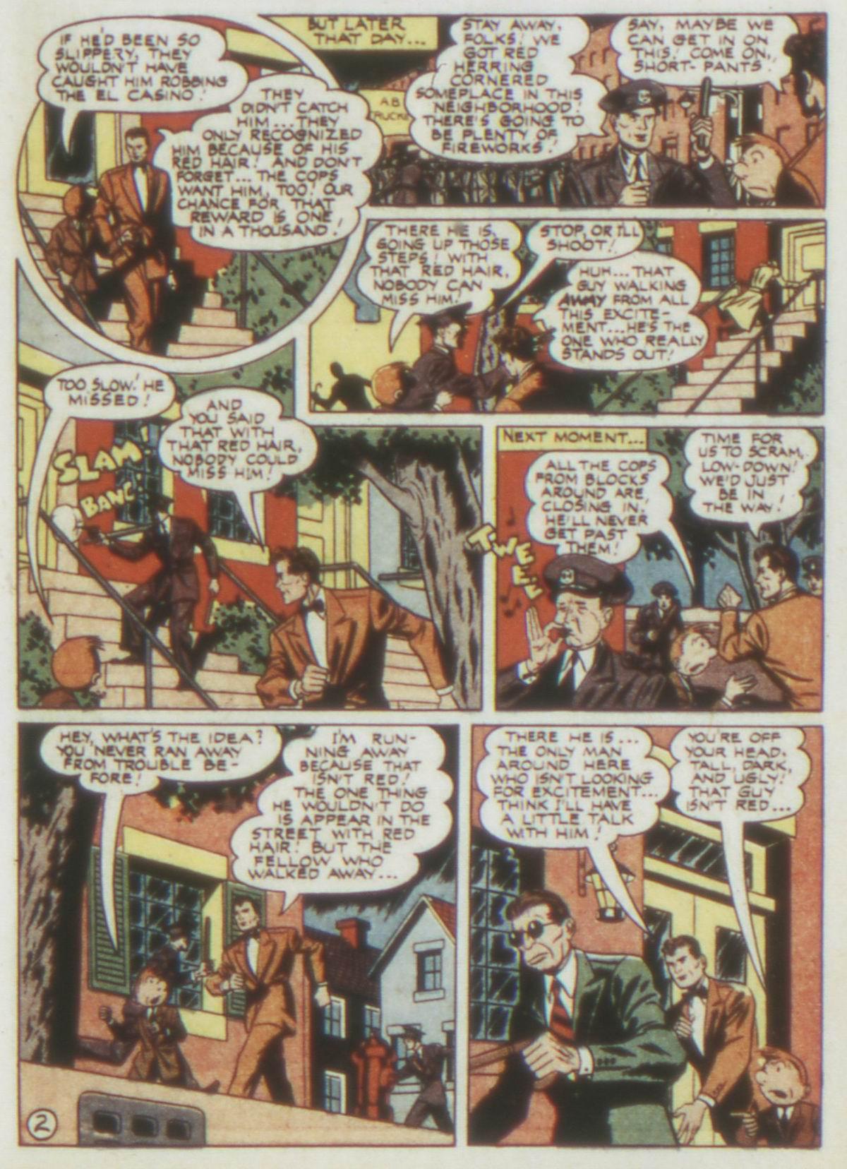 Read online Detective Comics (1937) comic -  Issue #77 - 17