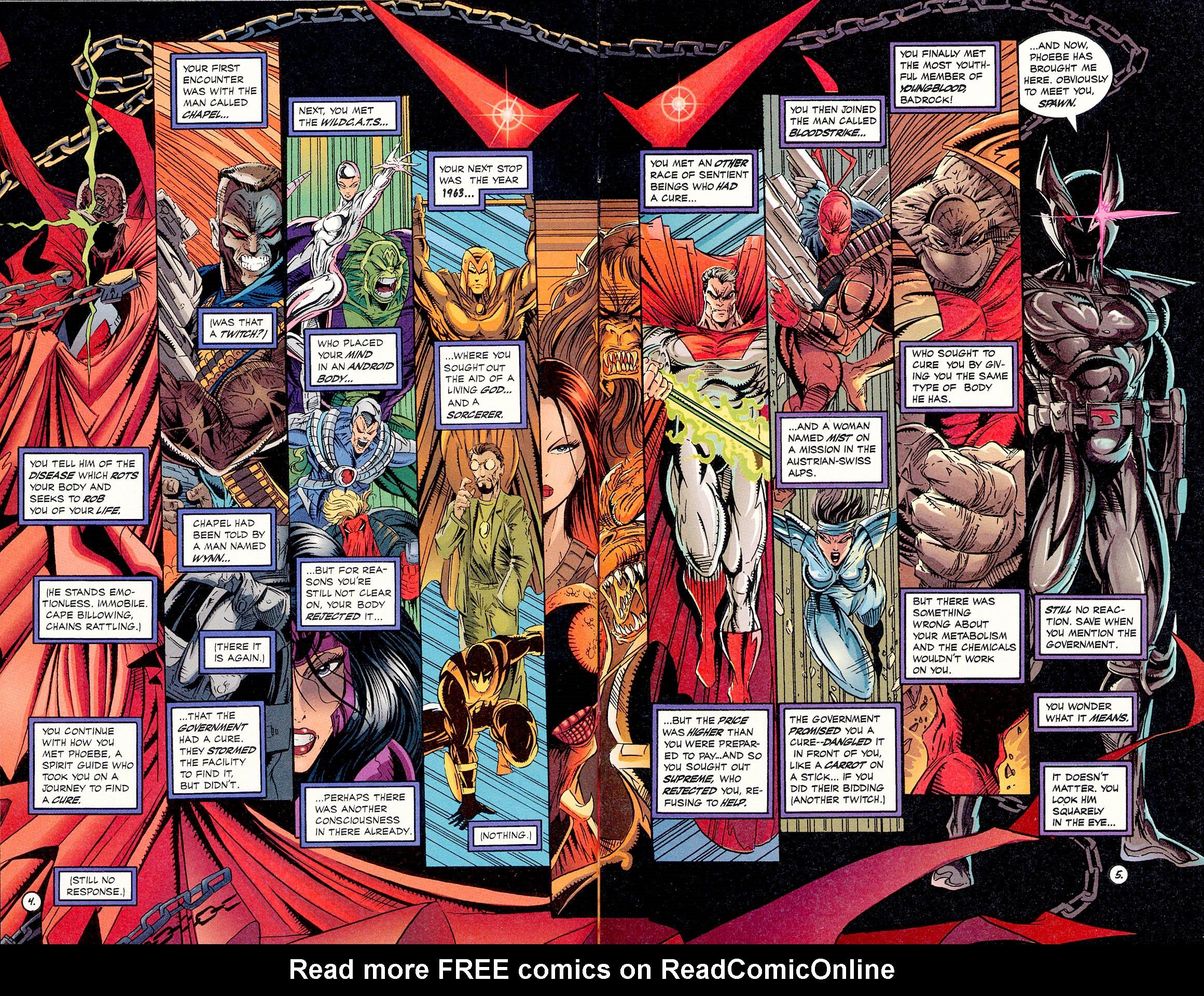 Read online ShadowHawk comic -  Issue #17 - 5