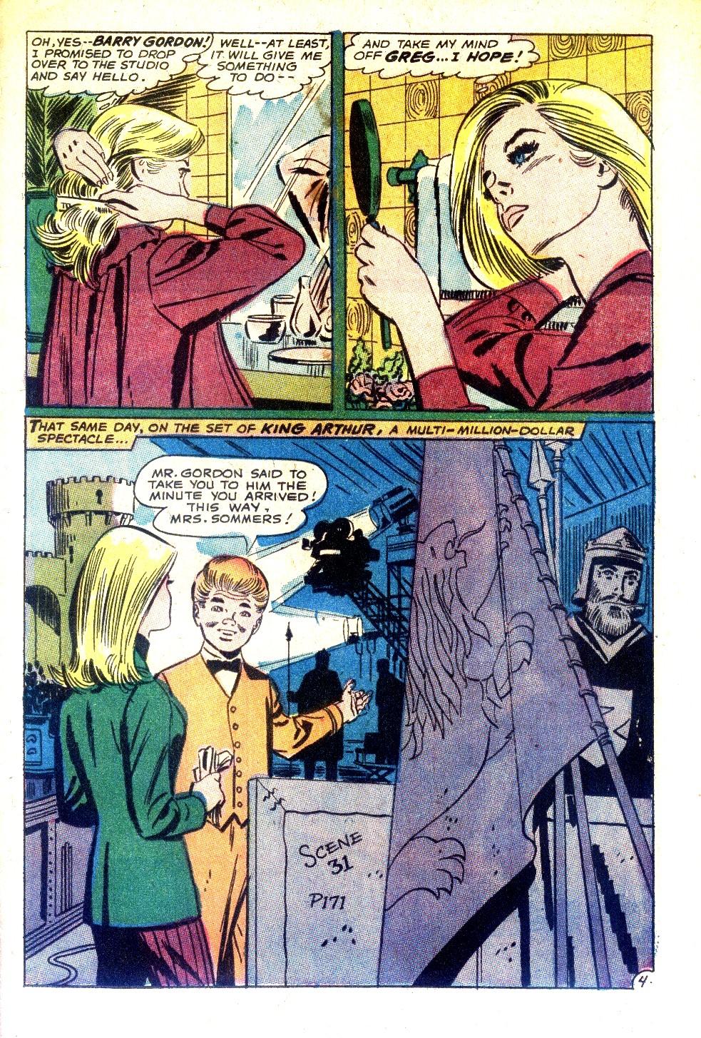 Read online Secret Hearts comic -  Issue #128 - 21