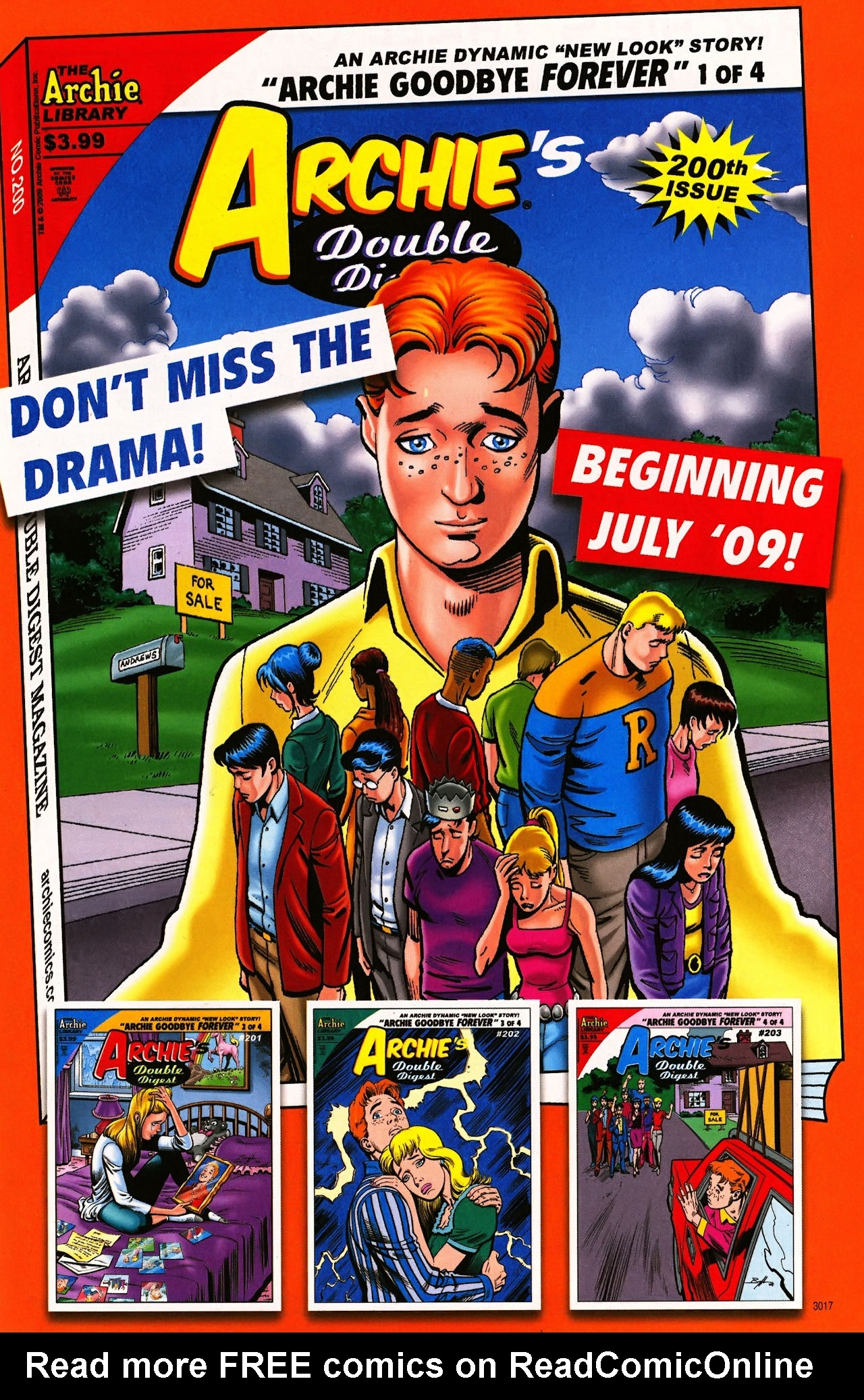 Read online Archie (1960) comic -  Issue #597 - 9