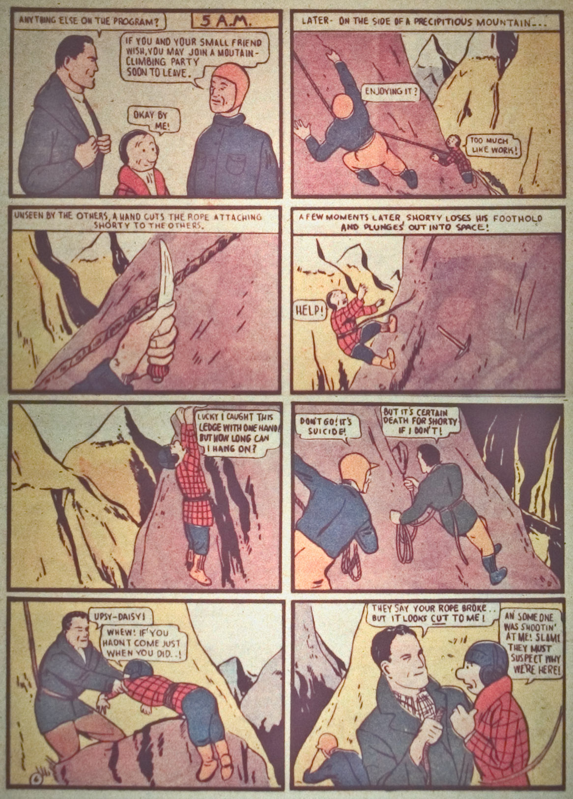 Read online Detective Comics (1937) comic -  Issue #27 - 64