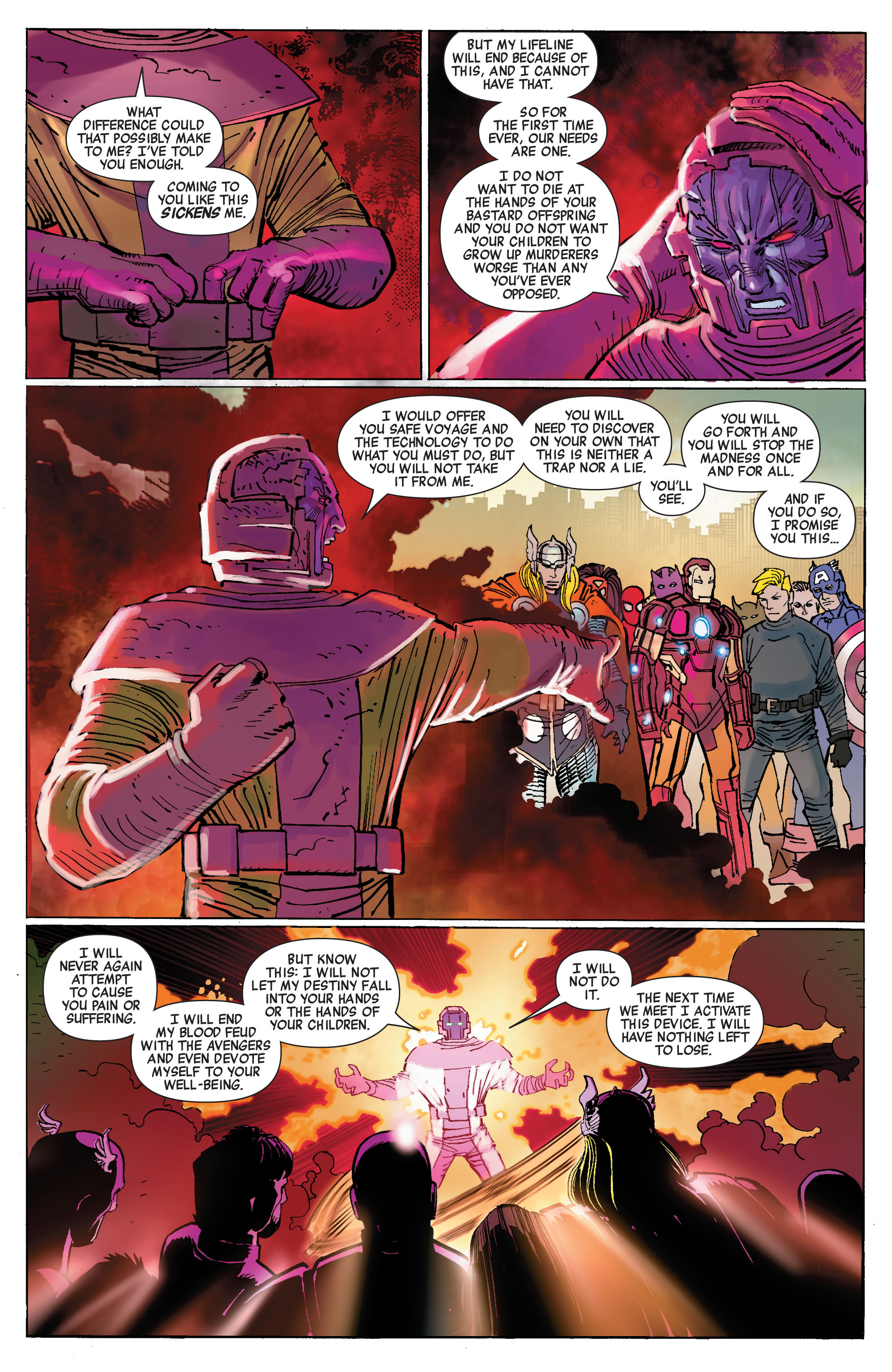 Read online Avengers (2010) comic -  Issue #1 - 18