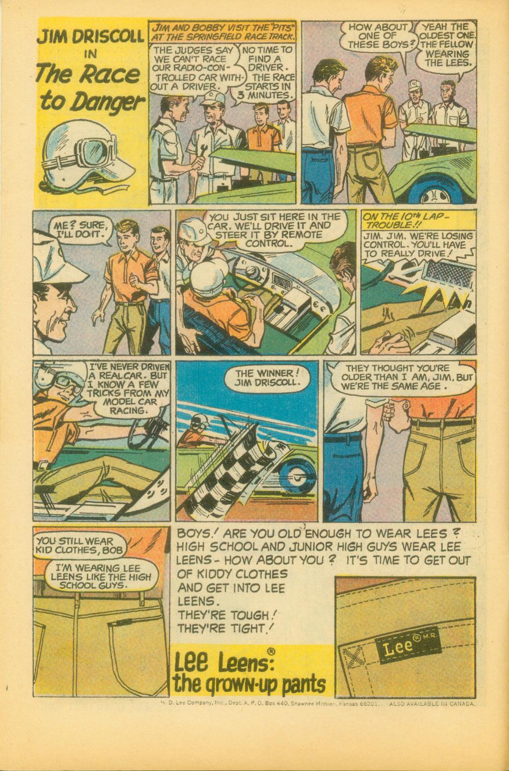 The Rawhide Kid (1955) issue 73 - Page 7